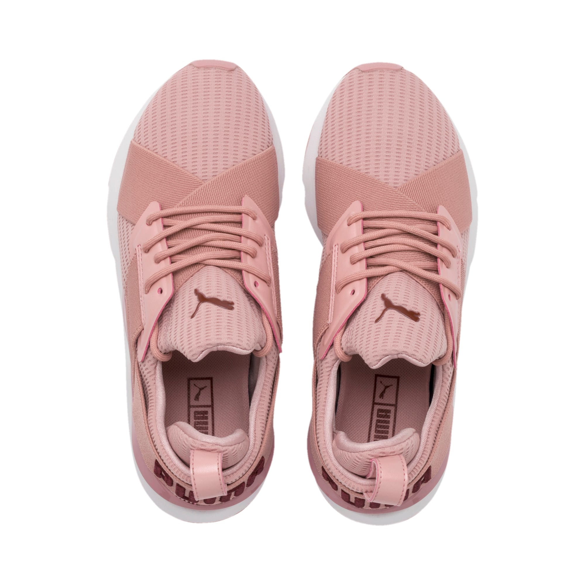 Thumbnail 7 of Muse Core+ Women's Sneakers, Bridal Rose-Fired Brick, medium
