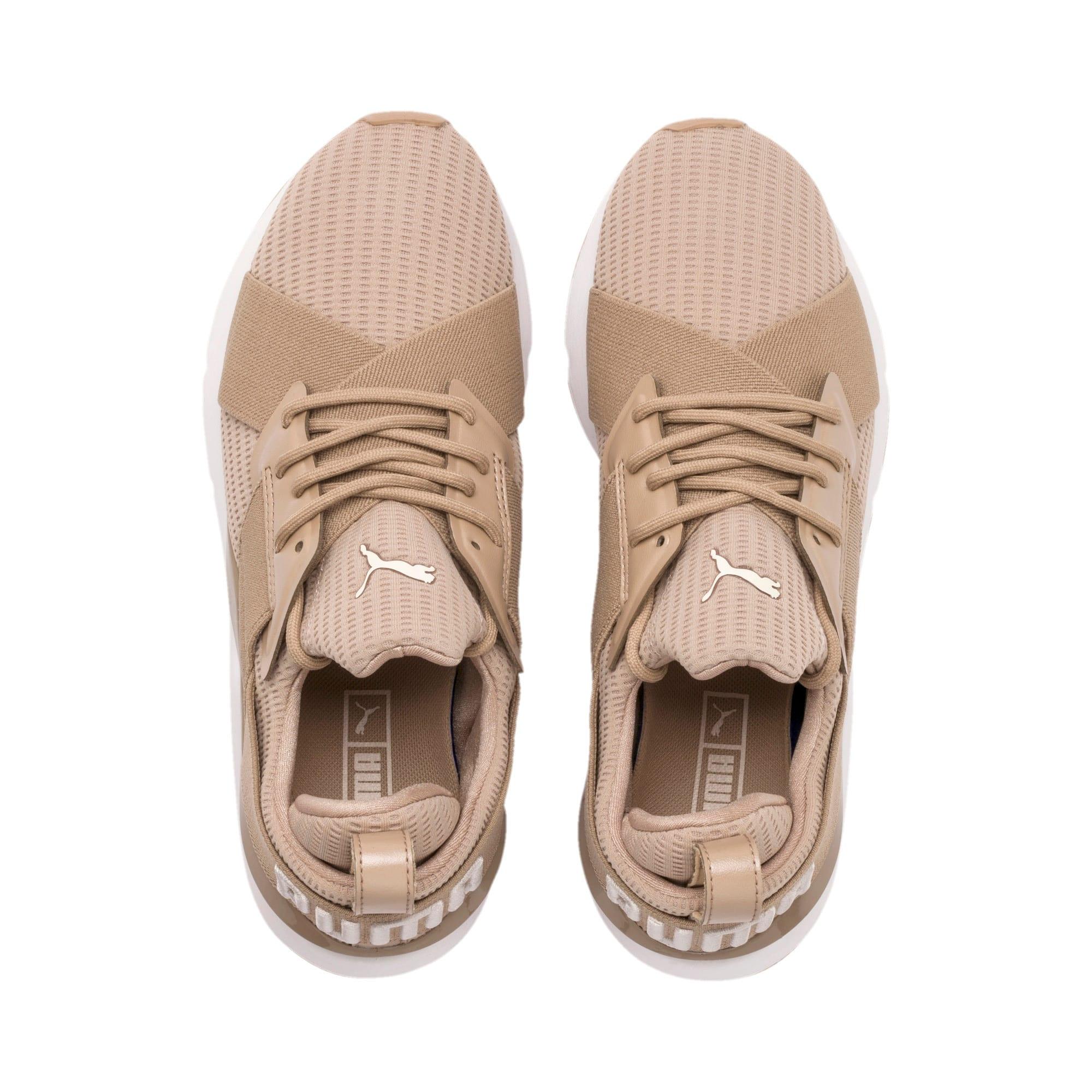 Thumbnail 7 of Muse Core+ Women's Sneakers, Nougat-Pastel Parchment, medium