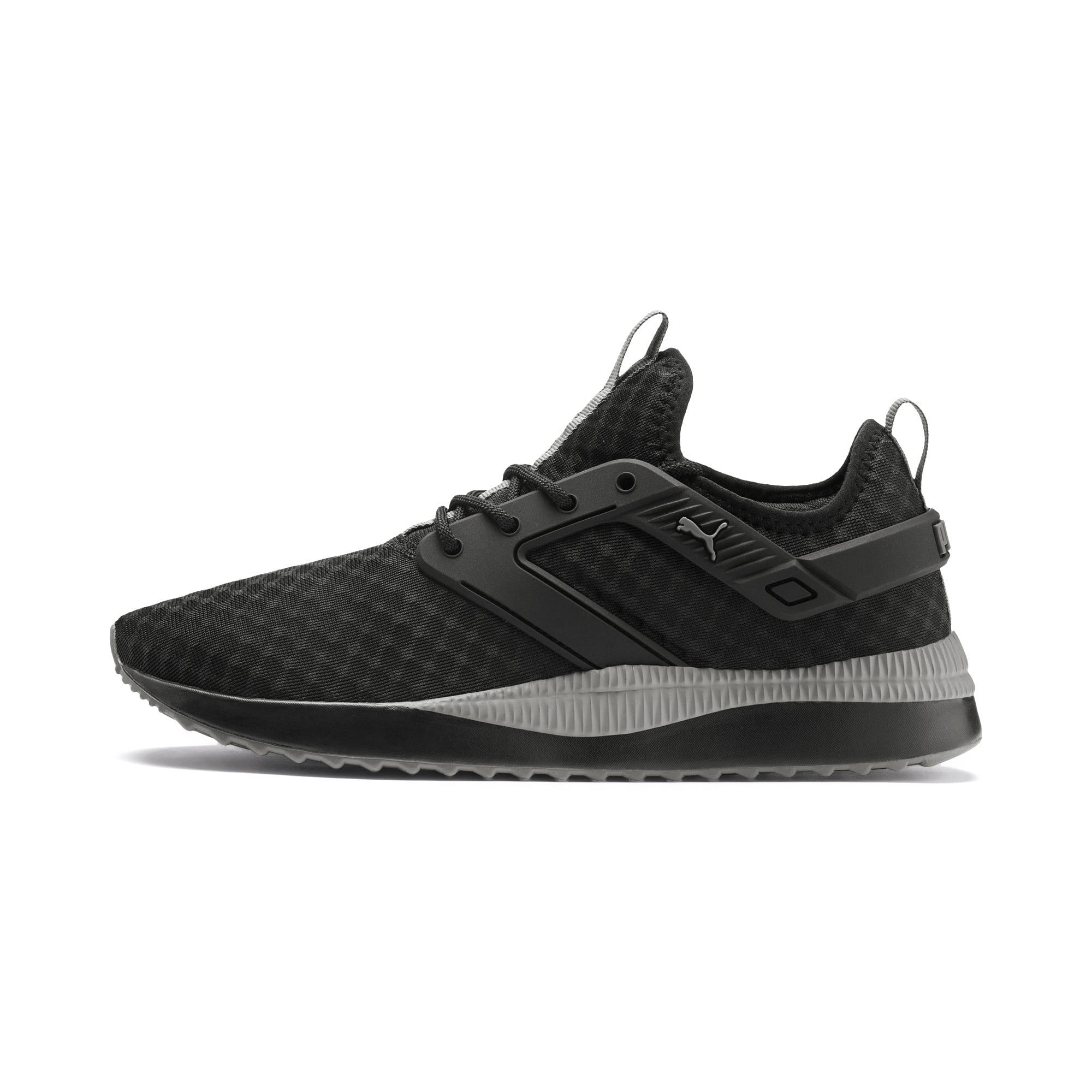 Thumbnail 1 of Pacer Next Excel Core Sneakers, Puma Black-Charcoal Gray, medium