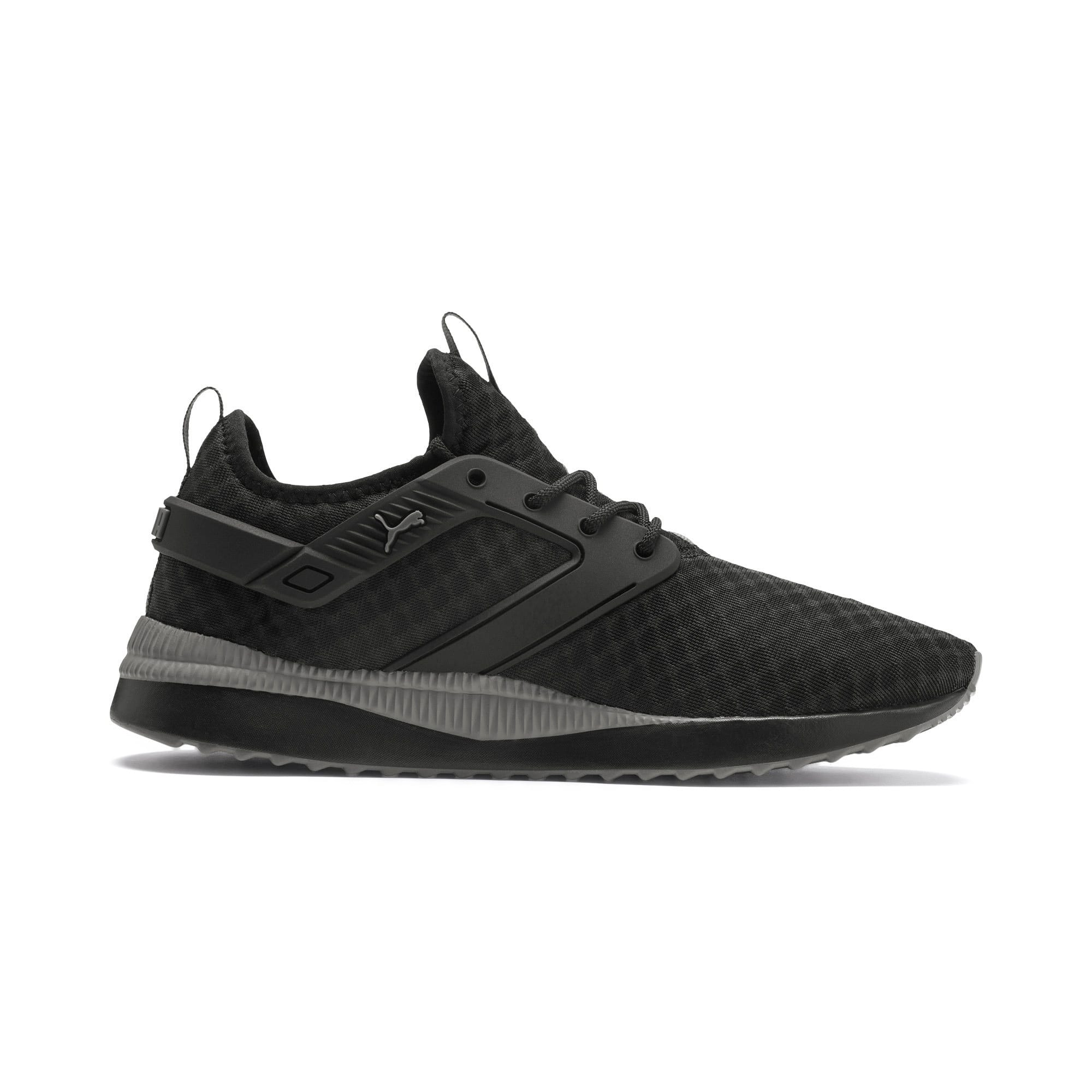 Thumbnail 6 of Pacer Next Excel Core Sneakers, Puma Black-Charcoal Gray, medium