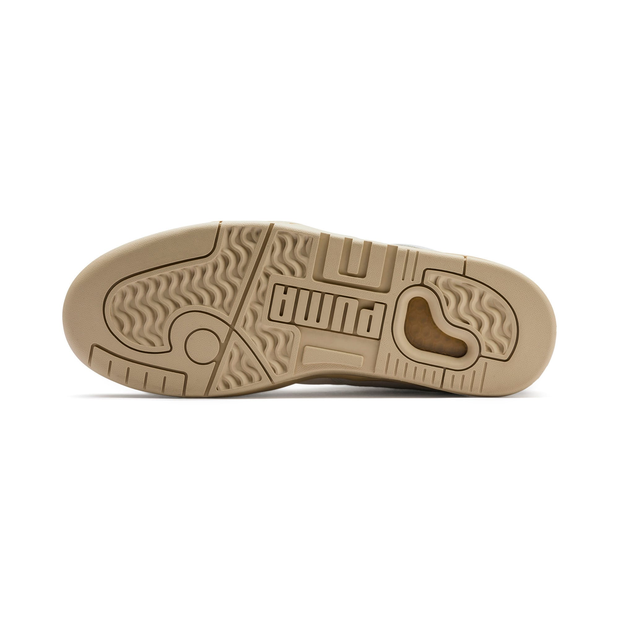 Thumbnail 4 of PUMA x RHUDE Palace Guard Sneakers, Star White-WINDCHIME, medium