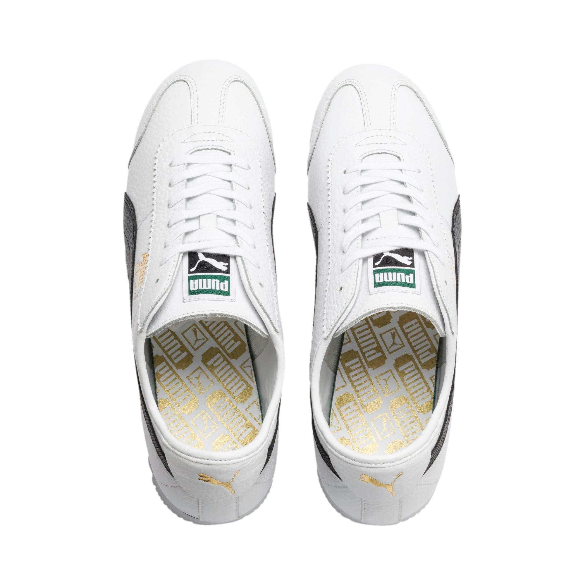 Thumbnail 7 of Roma '68 Vintage Sneakers, Puma White-Puma Black, medium