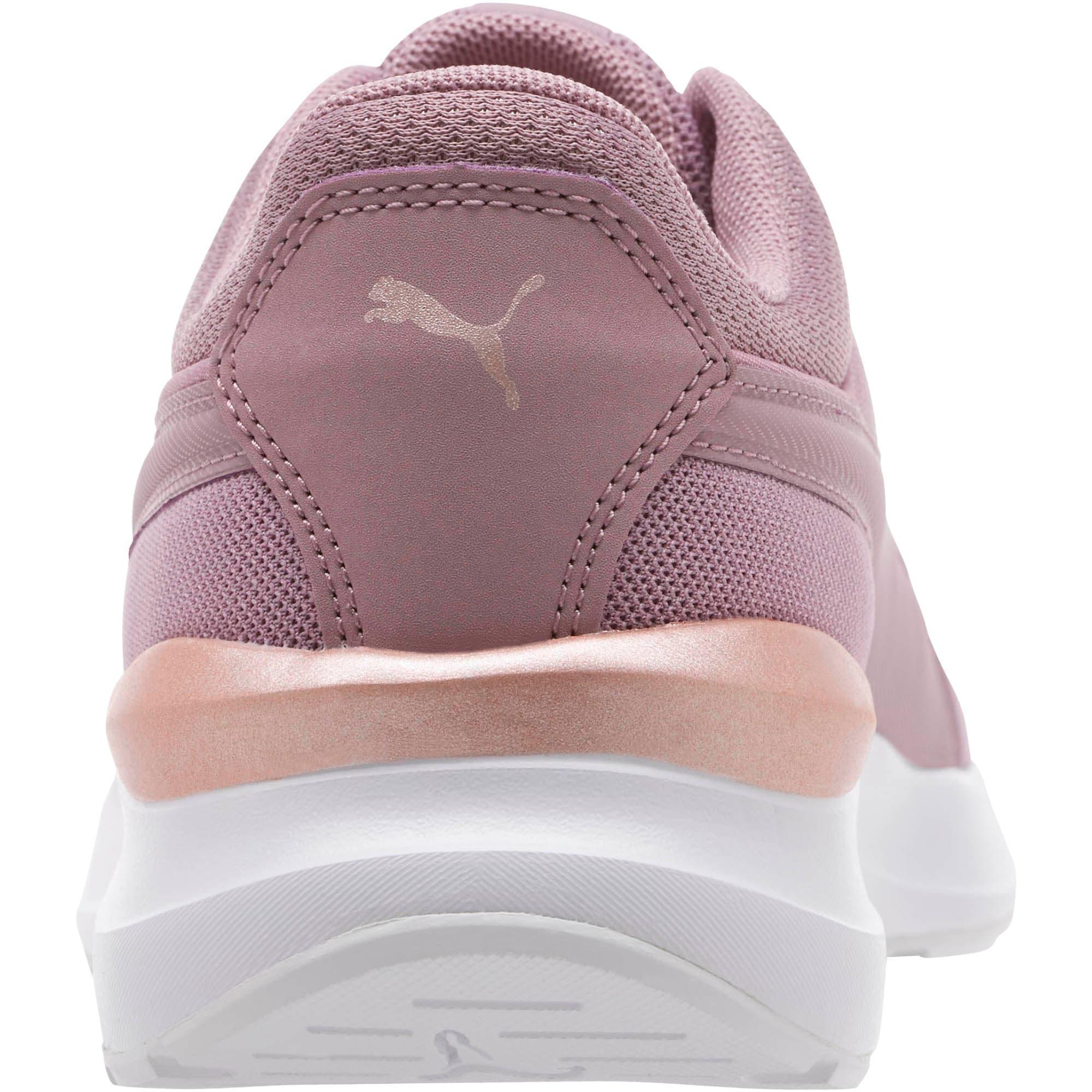Thumbnail 3 of Adela Mesh Women's Sneakers, Elderberry-Rose Gold, medium