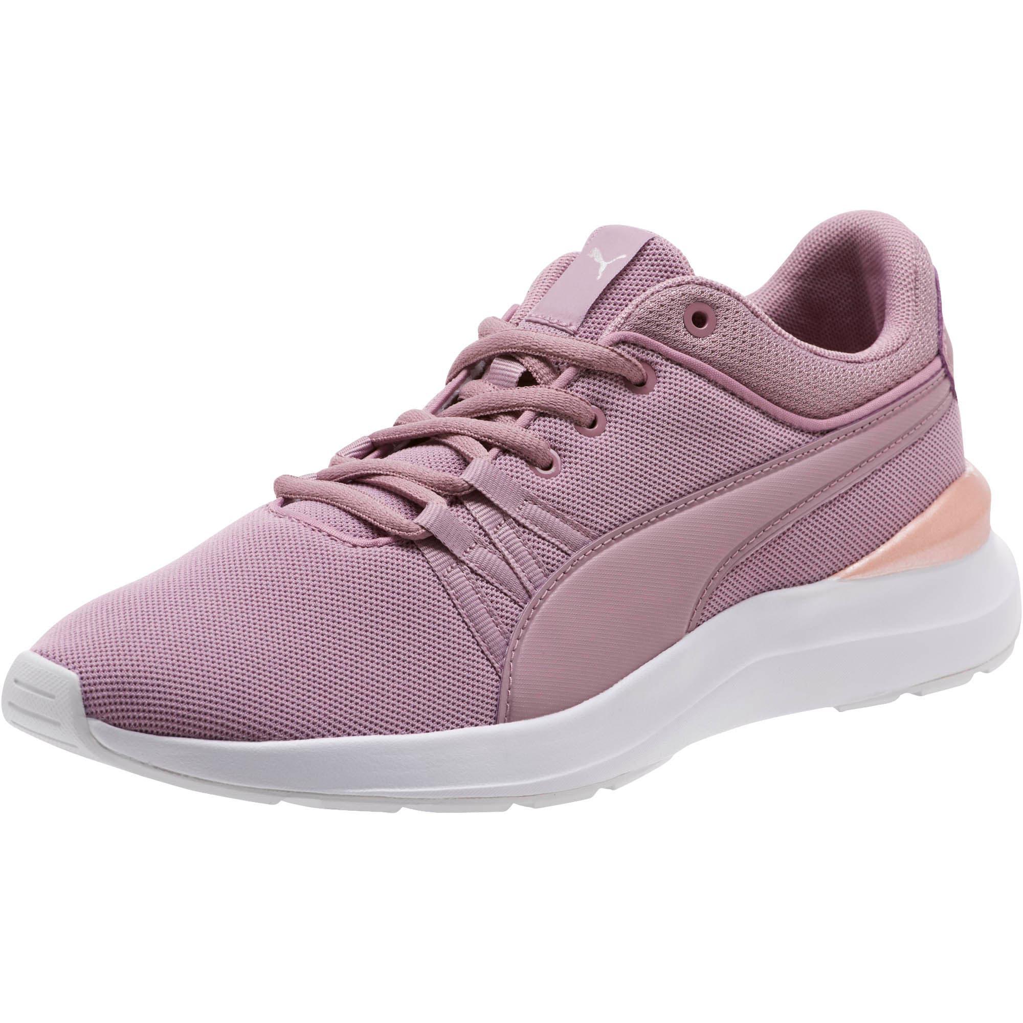 Thumbnail 1 of Adela Mesh Women's Sneakers, Elderberry-Rose Gold, medium