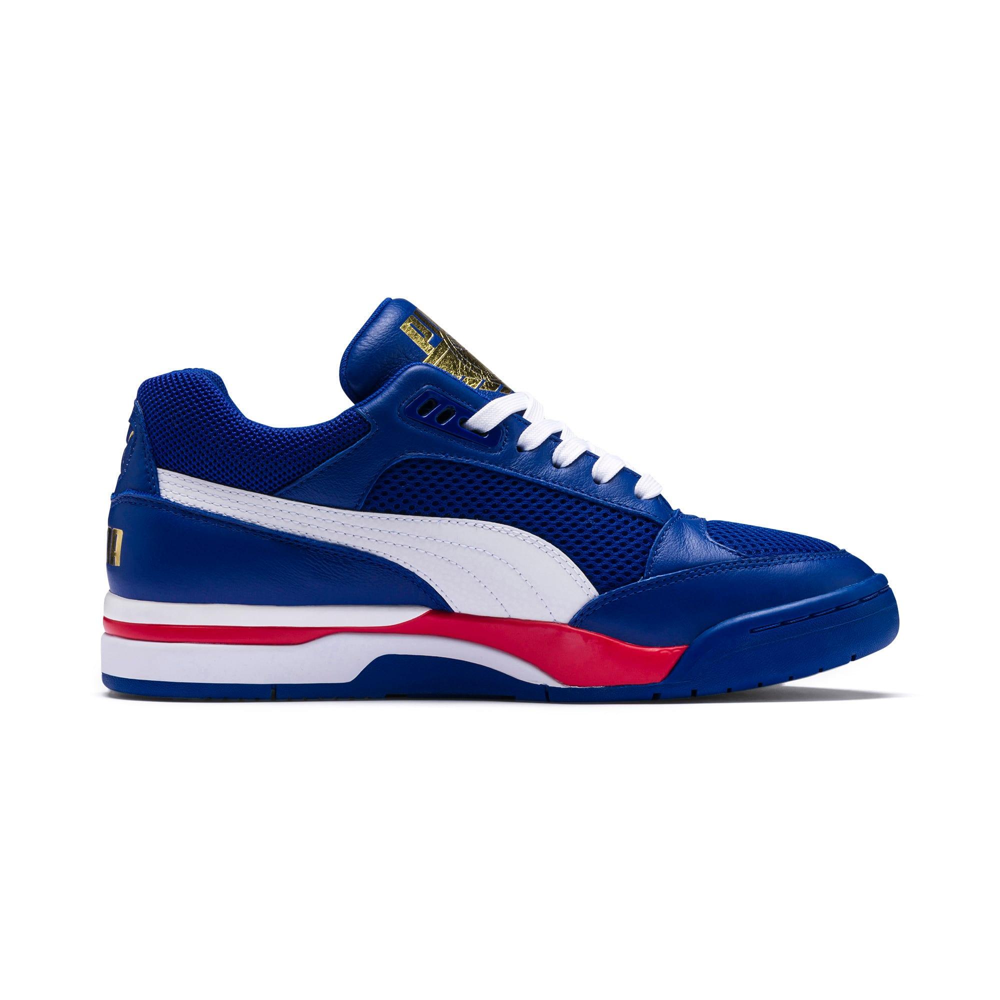 Thumbnail 5 of Palace Guard Finals Sneakers, Surf The Web-Puma White-, medium