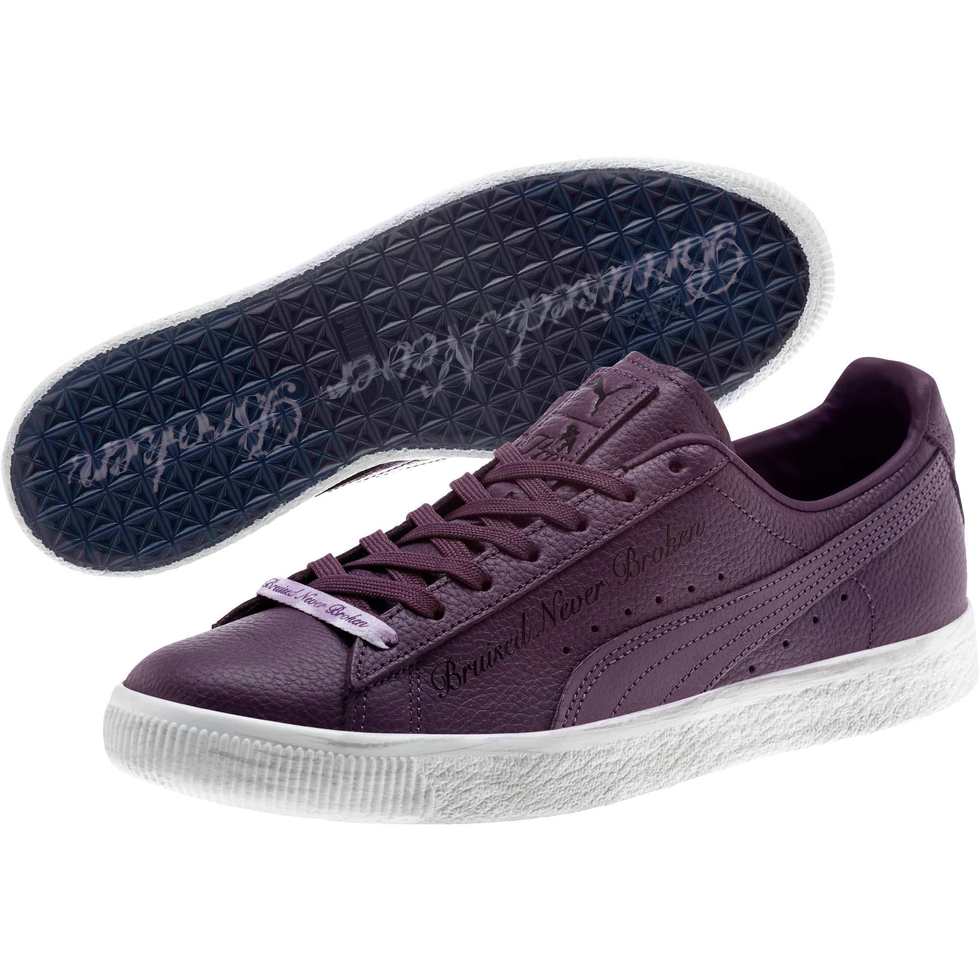 Thumbnail 2 of Clyde x PRPS Sneakers, Indigo-Puma Black, medium