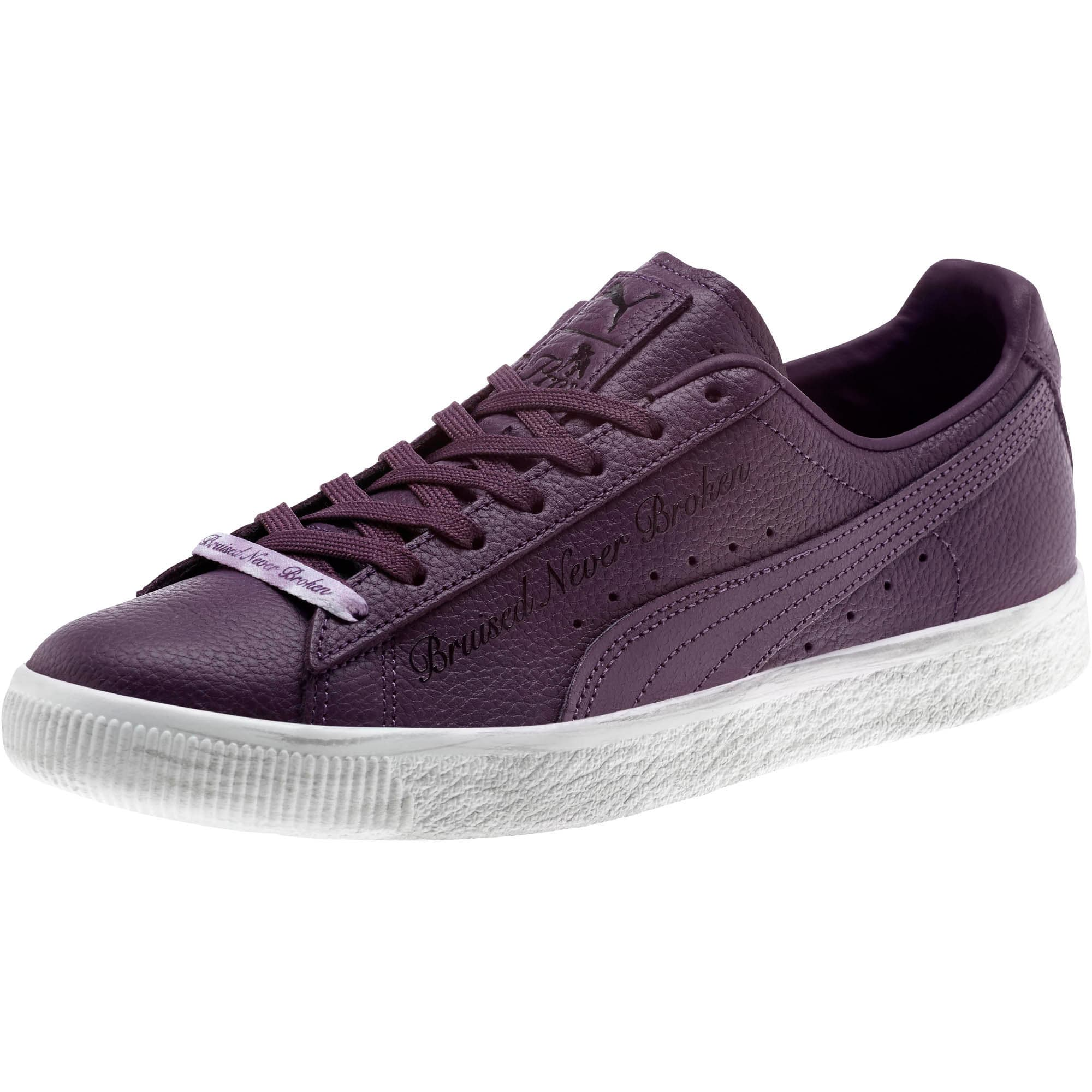 Thumbnail 1 of Clyde x PRPS Sneakers, Indigo-Puma Black, medium