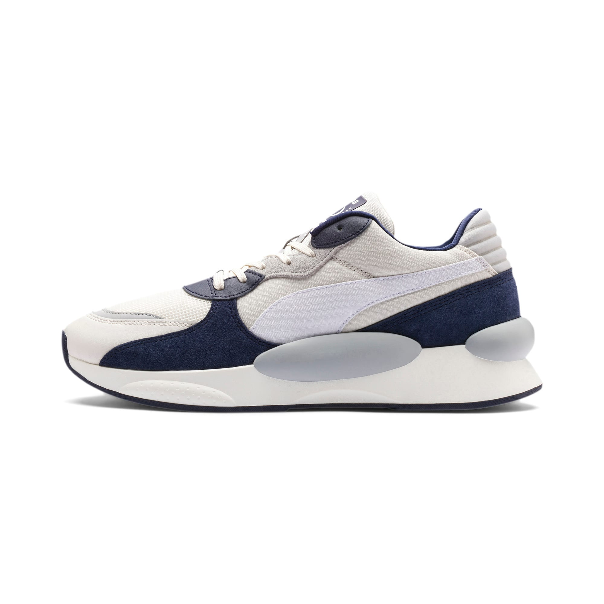 Anteprima 1 di RS 9.8 Space Trainers, Whisper White-Peacoat, medio