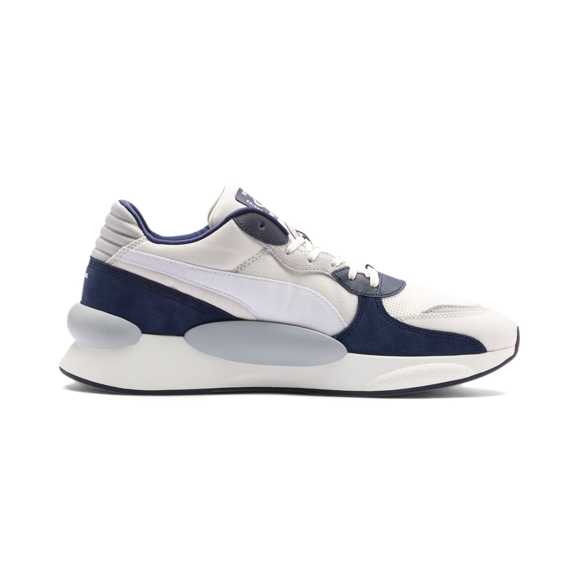 Thumbnail 5 of RS 9.8 Space Sneakers, Whisper White-Peacoat, medium