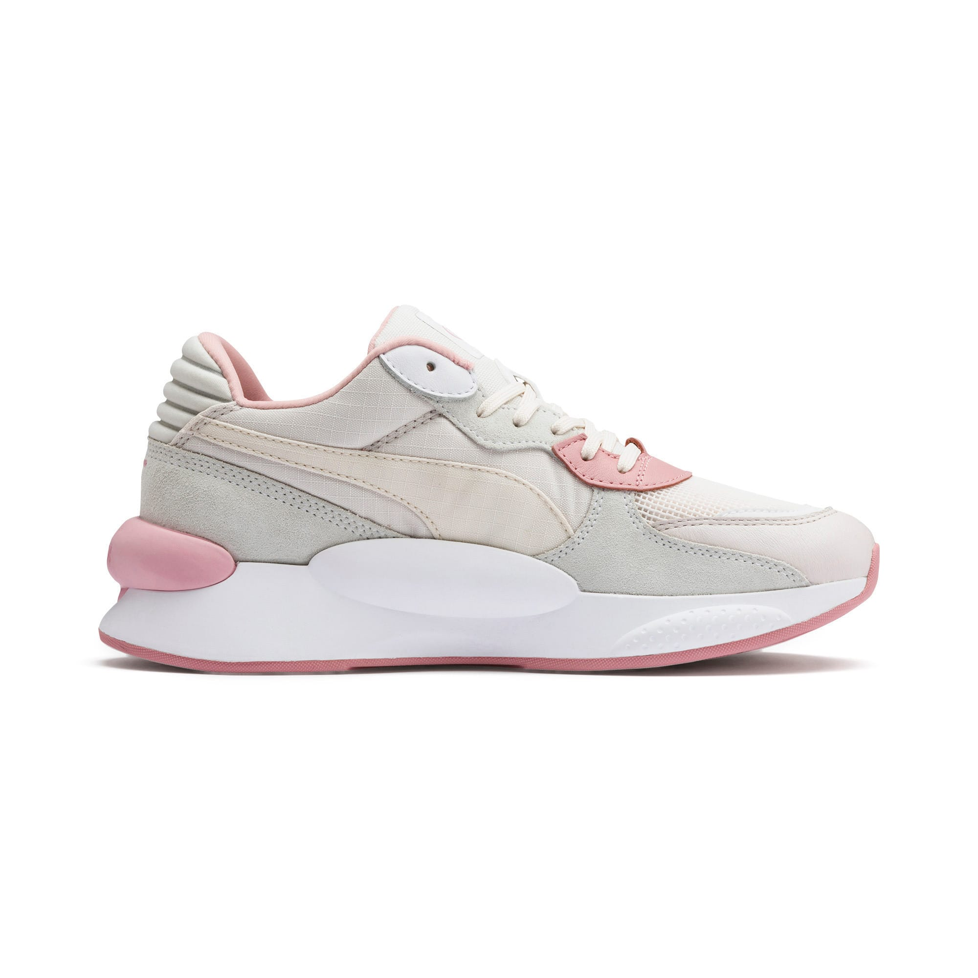 Thumbnail 5 van RS 9.8 Space sportschoenen, Pastel Parchment-Puma White, medium