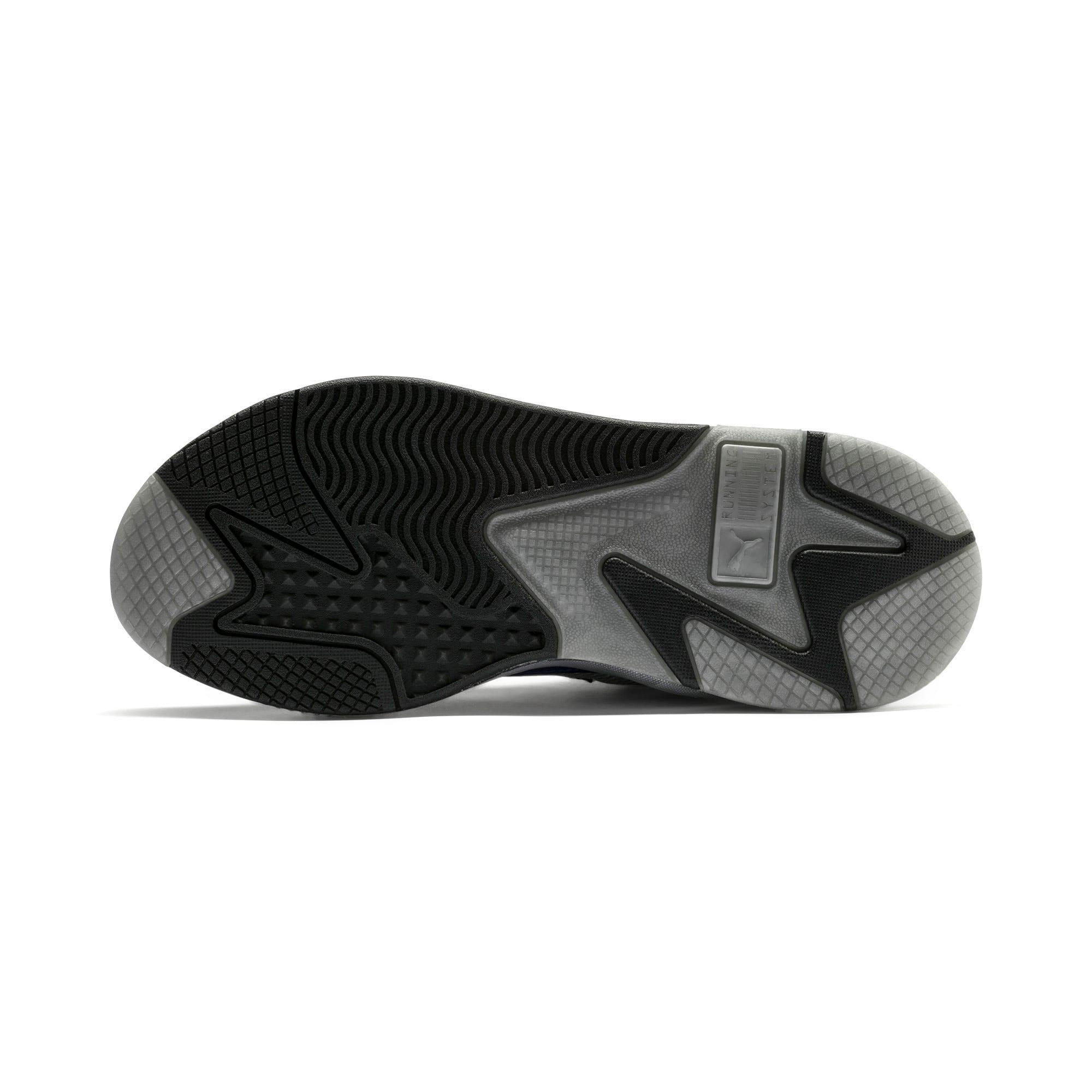Thumbnail 4 of RS-X Tech Motorola Sneakers, Puma Silver-Sodalite Blue, medium