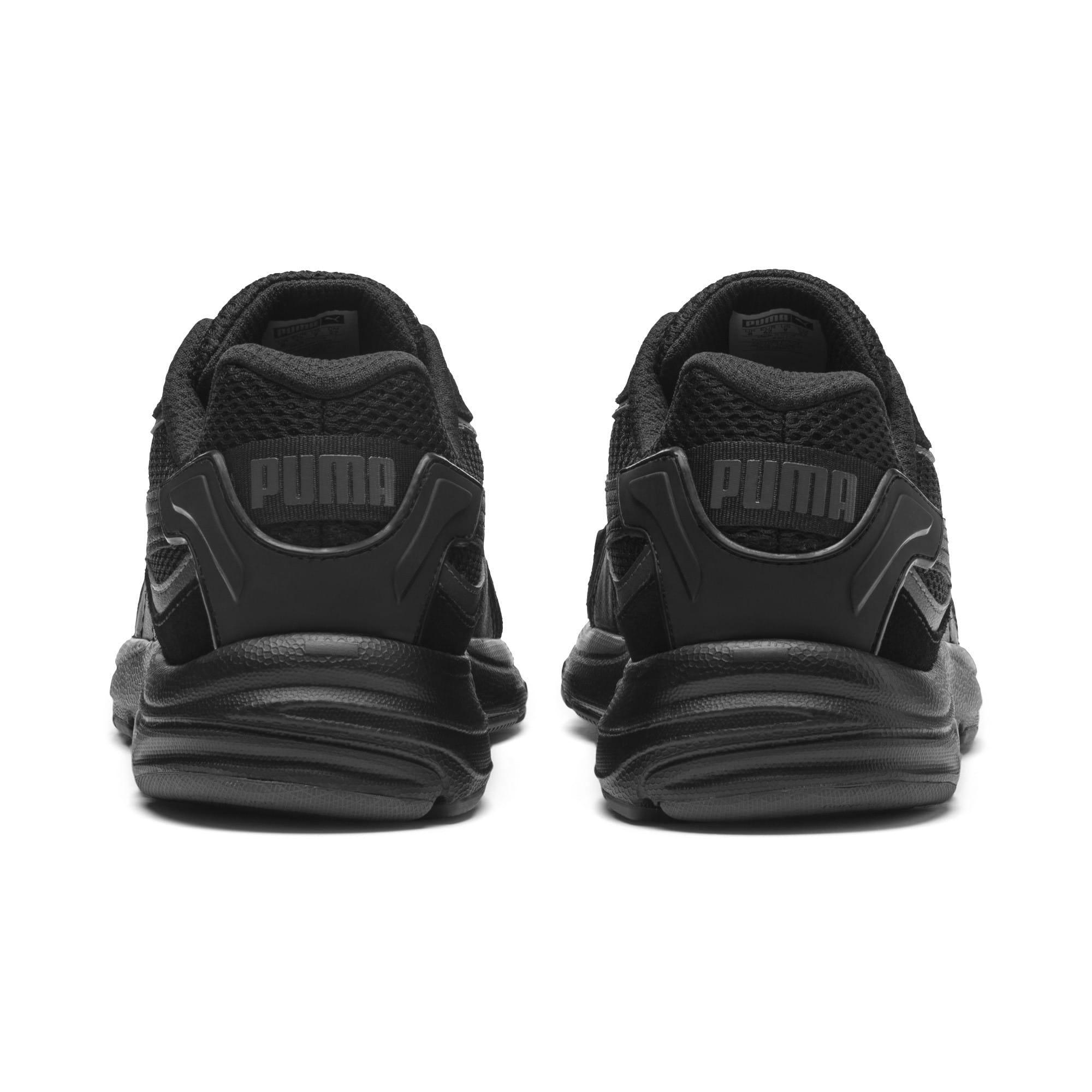 Miniatura 3 de Zapatos deportivos Axis Plus Suede, Black-Black-Asphalt, mediano