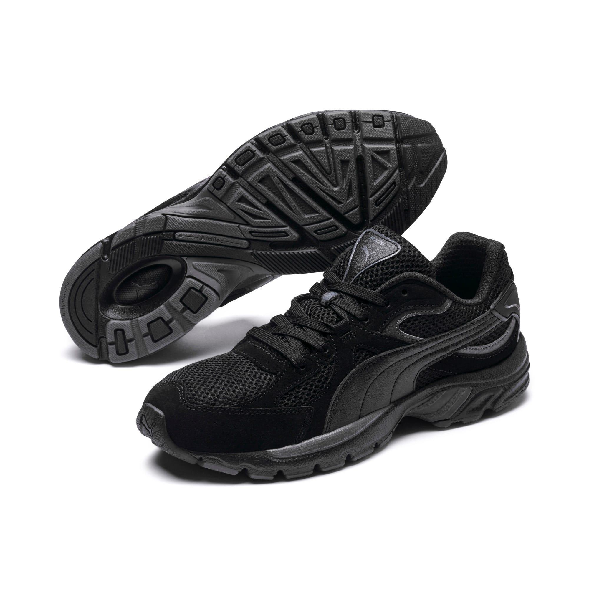 Miniatura 2 de Zapatos deportivos Axis Plus Suede, Black-Black-Asphalt, mediano