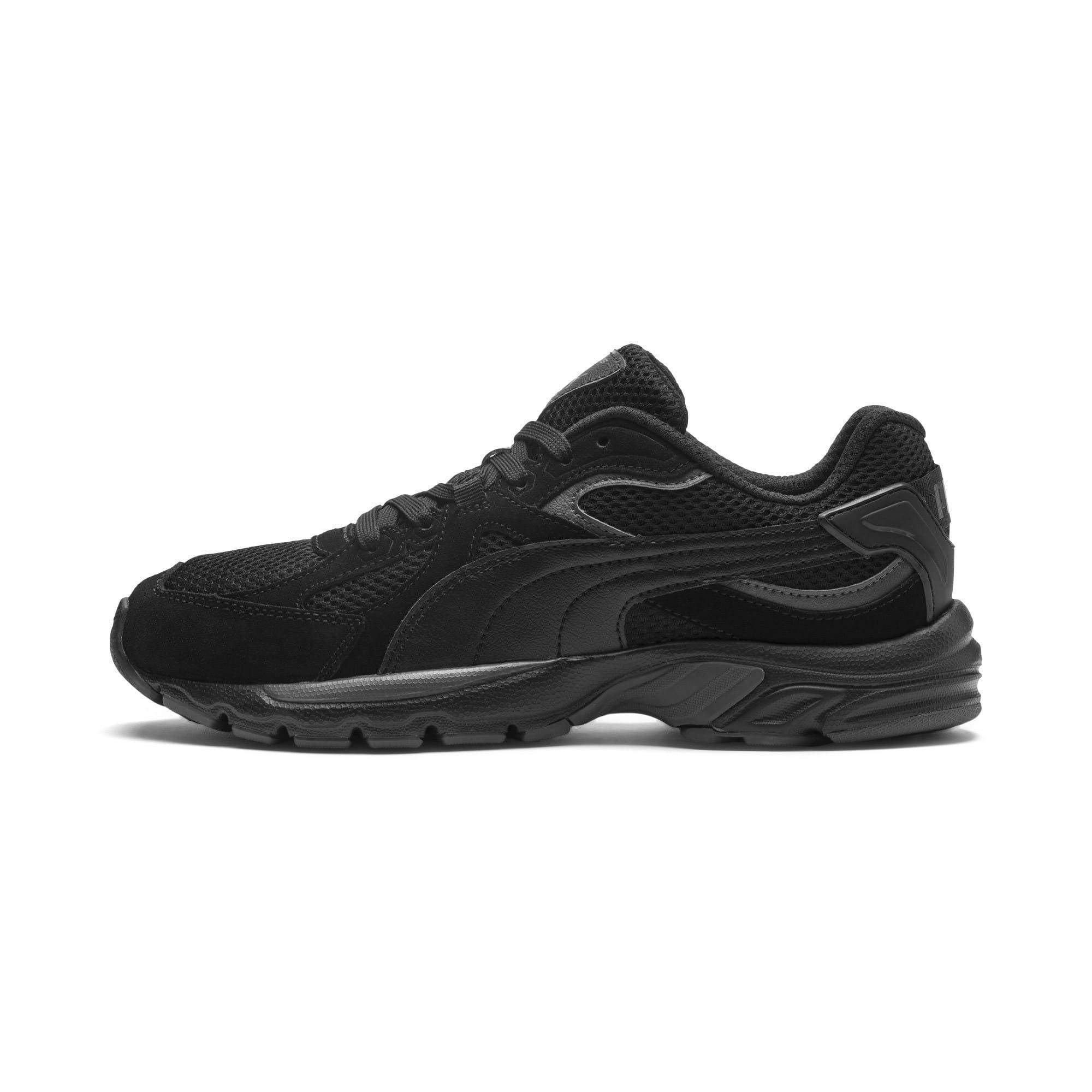 Miniatura 1 de Zapatos deportivos Axis Plus Suede, Black-Black-Asphalt, mediano