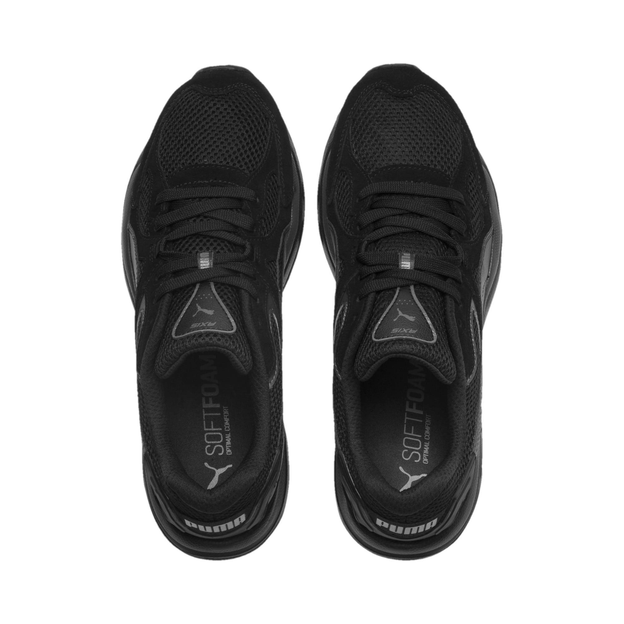 Miniatura 6 de Zapatos deportivos Axis Plus Suede, Black-Black-Asphalt, mediano