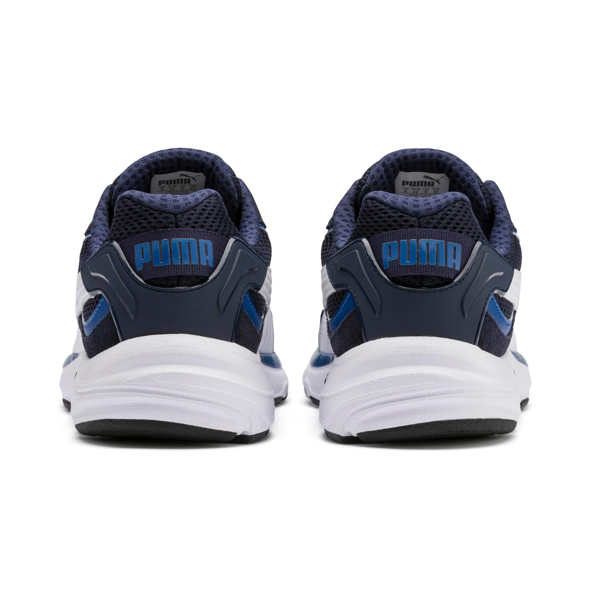 Miniatura 5 de Zapatos deportivos Axis Plus Suede, Peacoat-G Blue-White-Black, mediano