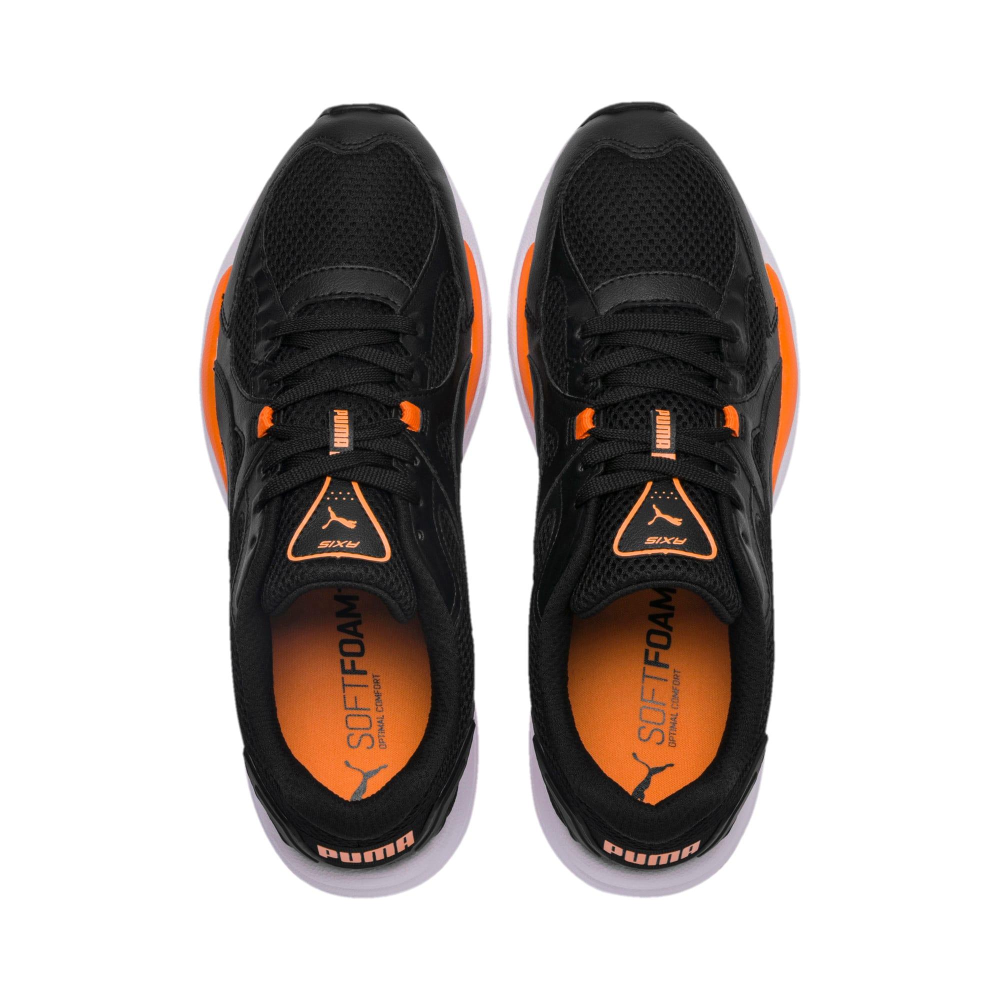 Thumbnail 6 of Axis Plus 90s Sneakers, Puma Black-Puma Black, medium