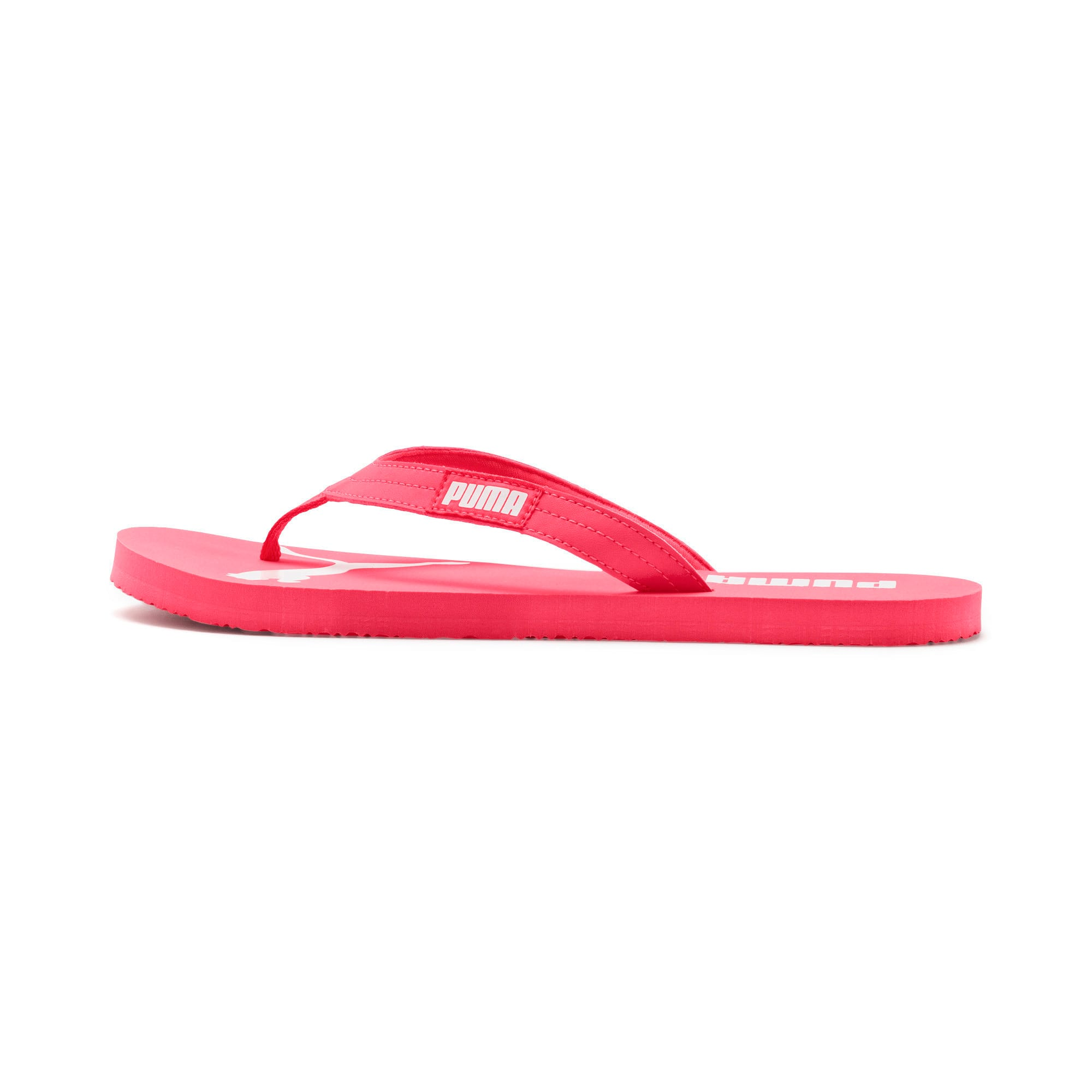 Thumbnail 1 of Cosy Flip Women's Sandals, Pink Alert-Puma White, medium