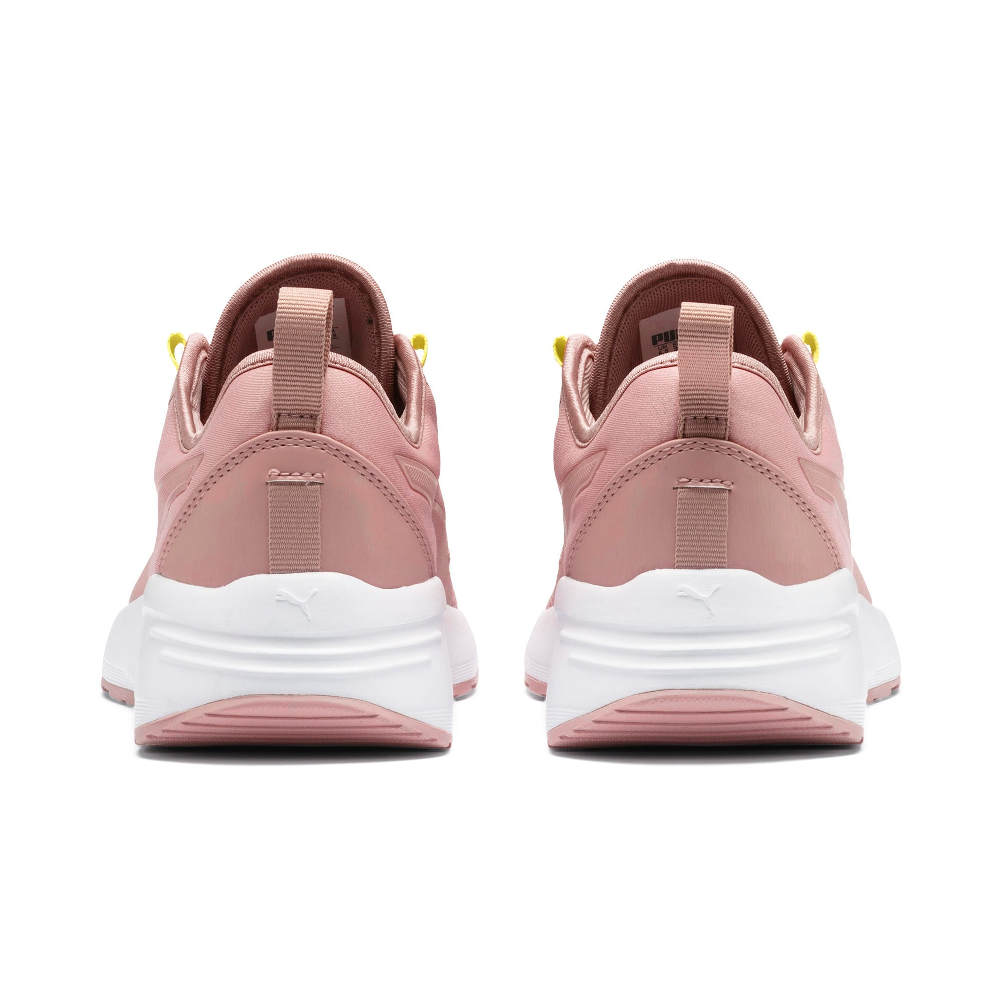 Thumbnail 4 of Sirena Sport Shift Women's Sneakers, Bridal Rose-Yellow Alert, medium