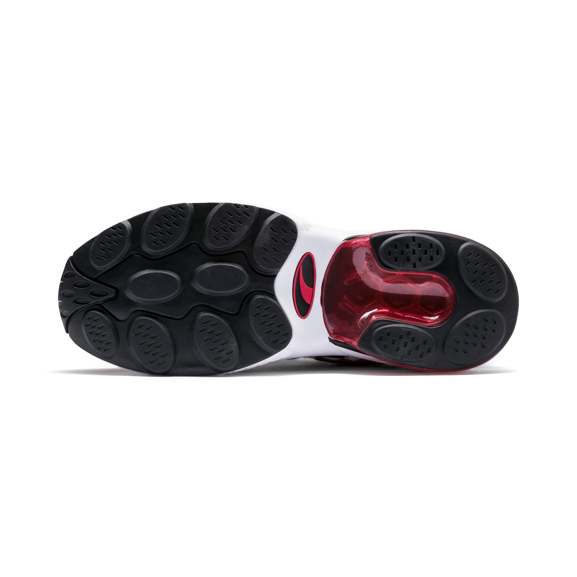 Thumbnail 4 of Scuderia Ferrari CELL Venom Sneakers, Puma White-Rosso Corsa, medium