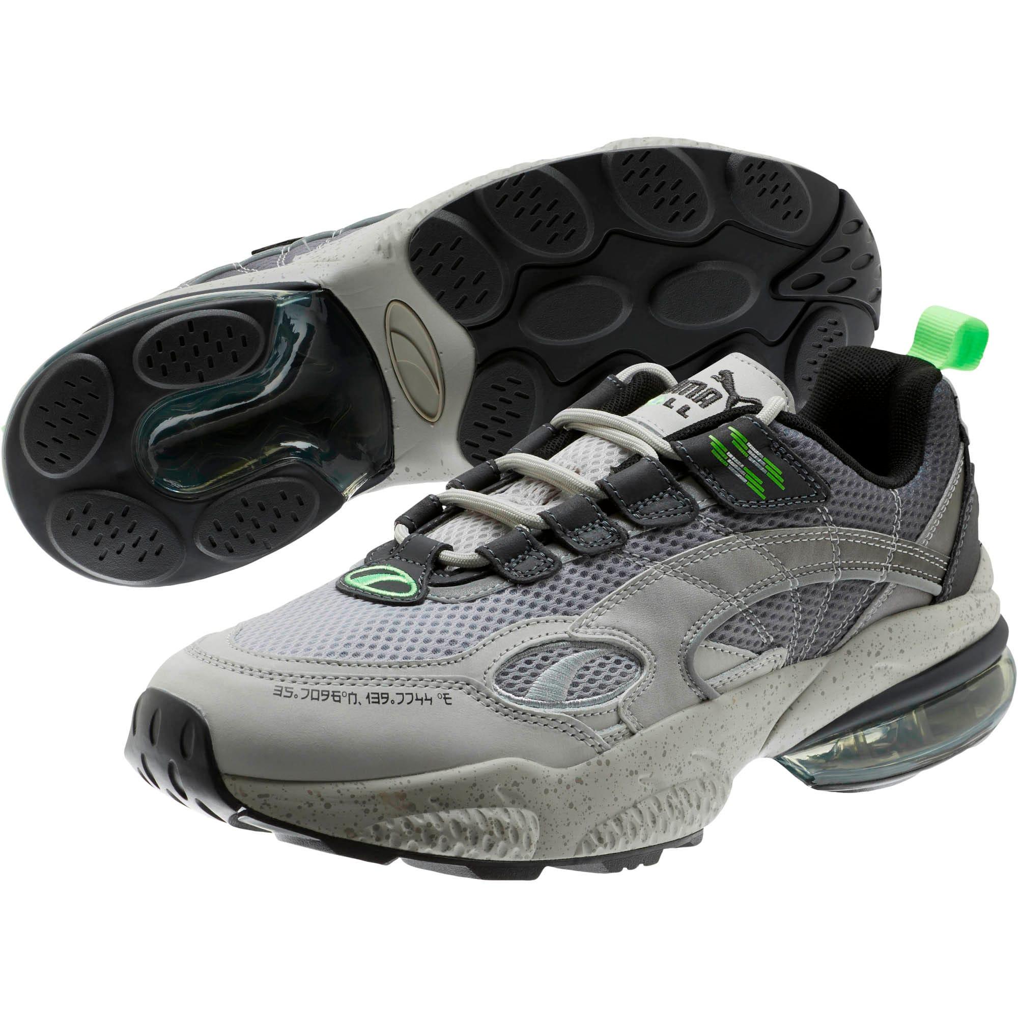 Thumbnail 2 of CELL Venom Mita Sneakers, Gray Violet-Puma Silver, medium