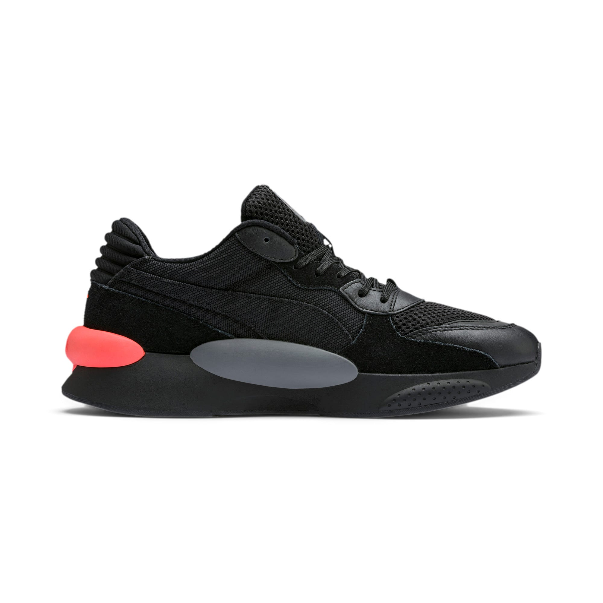 Thumbnail 5 of RS 9.8 Cosmic Trainers, Puma Black, medium