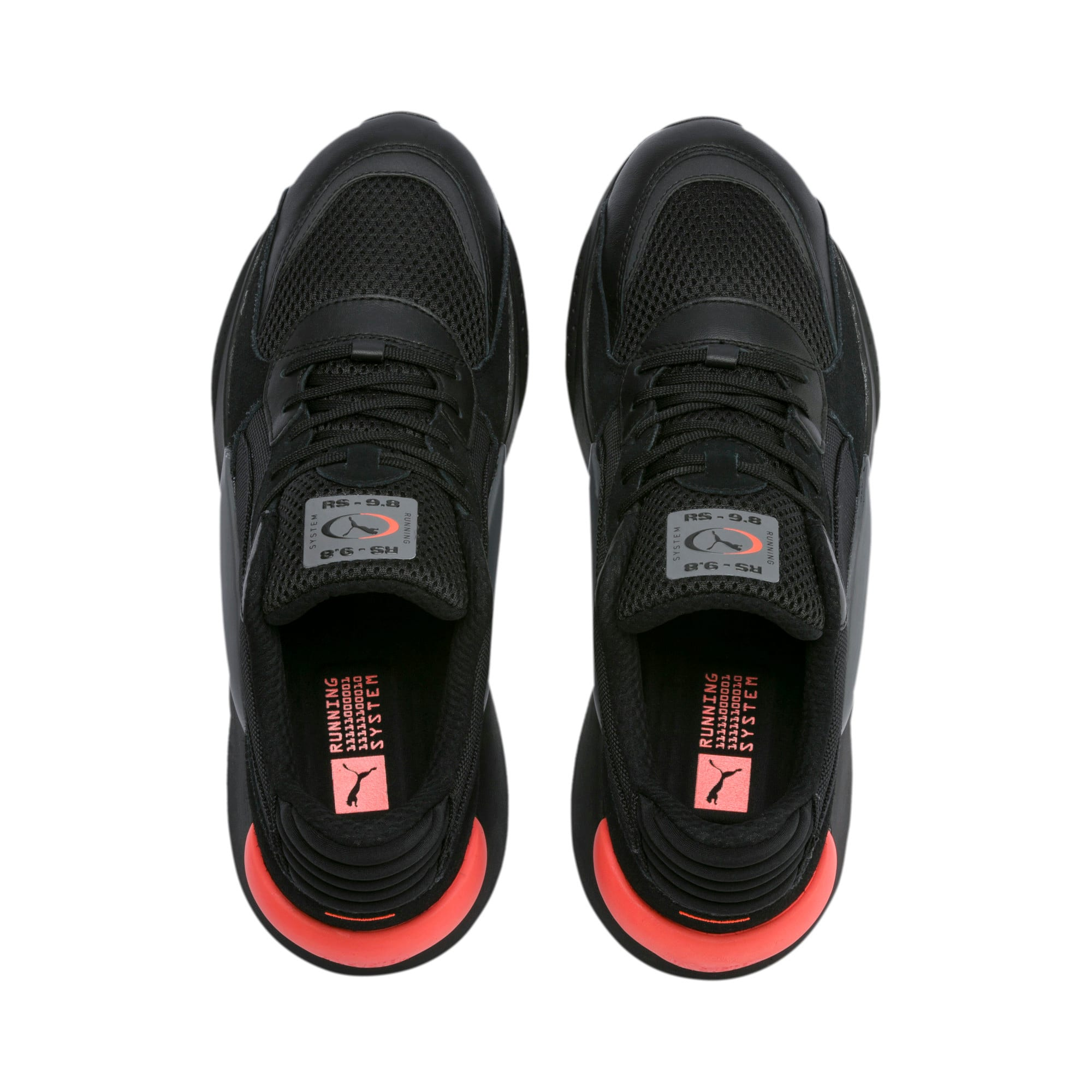 Thumbnail 6 of RS 9.8 Cosmic Trainers, Puma Black, medium