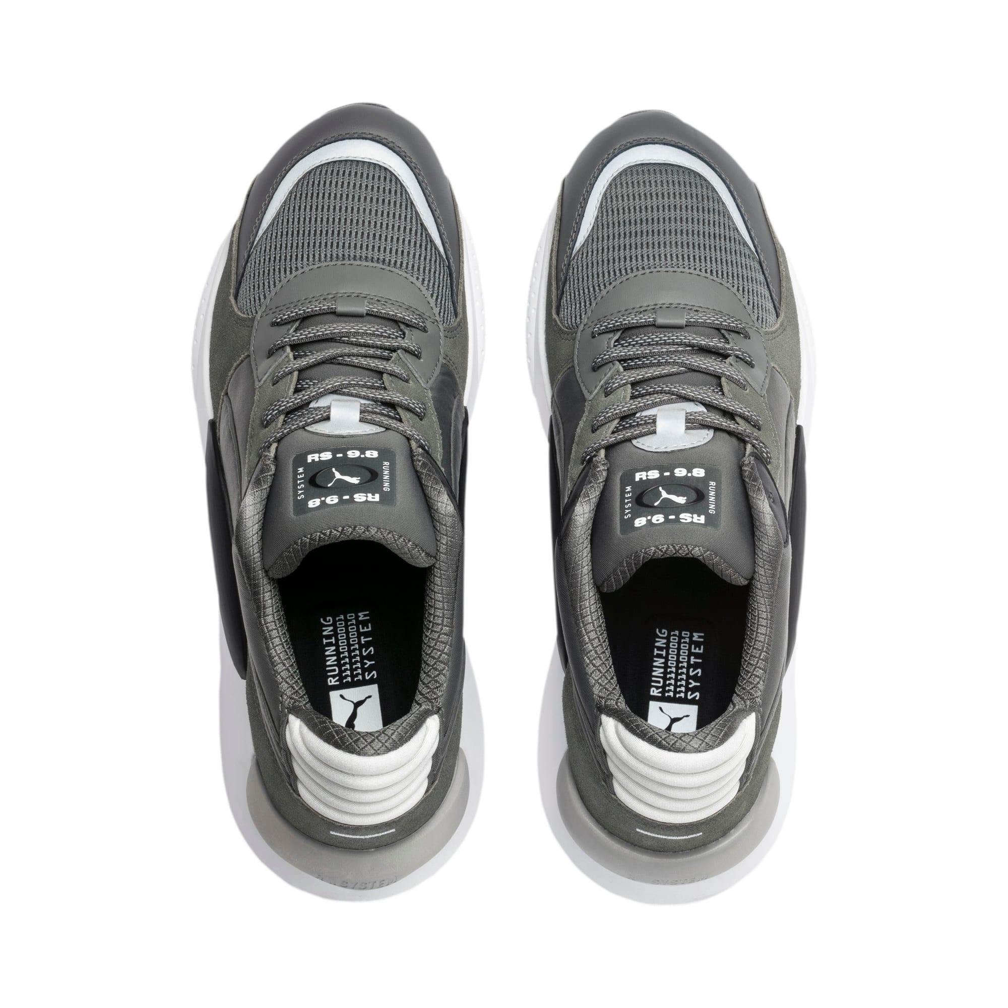 Thumbnail 6 of RS 9.8 Gravity Trainers, CASTLEROCK-Puma Black, medium
