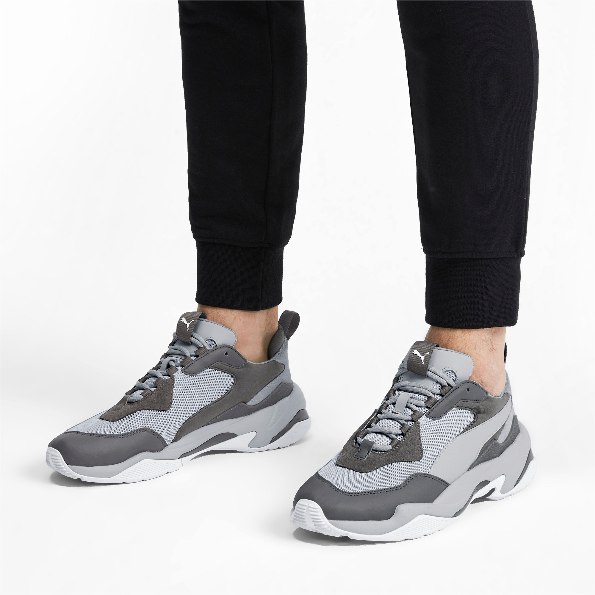 Thumbnail 2 of Thunder Fashion 2.0 Sneakers, High Rise-CASTLEROCK, medium