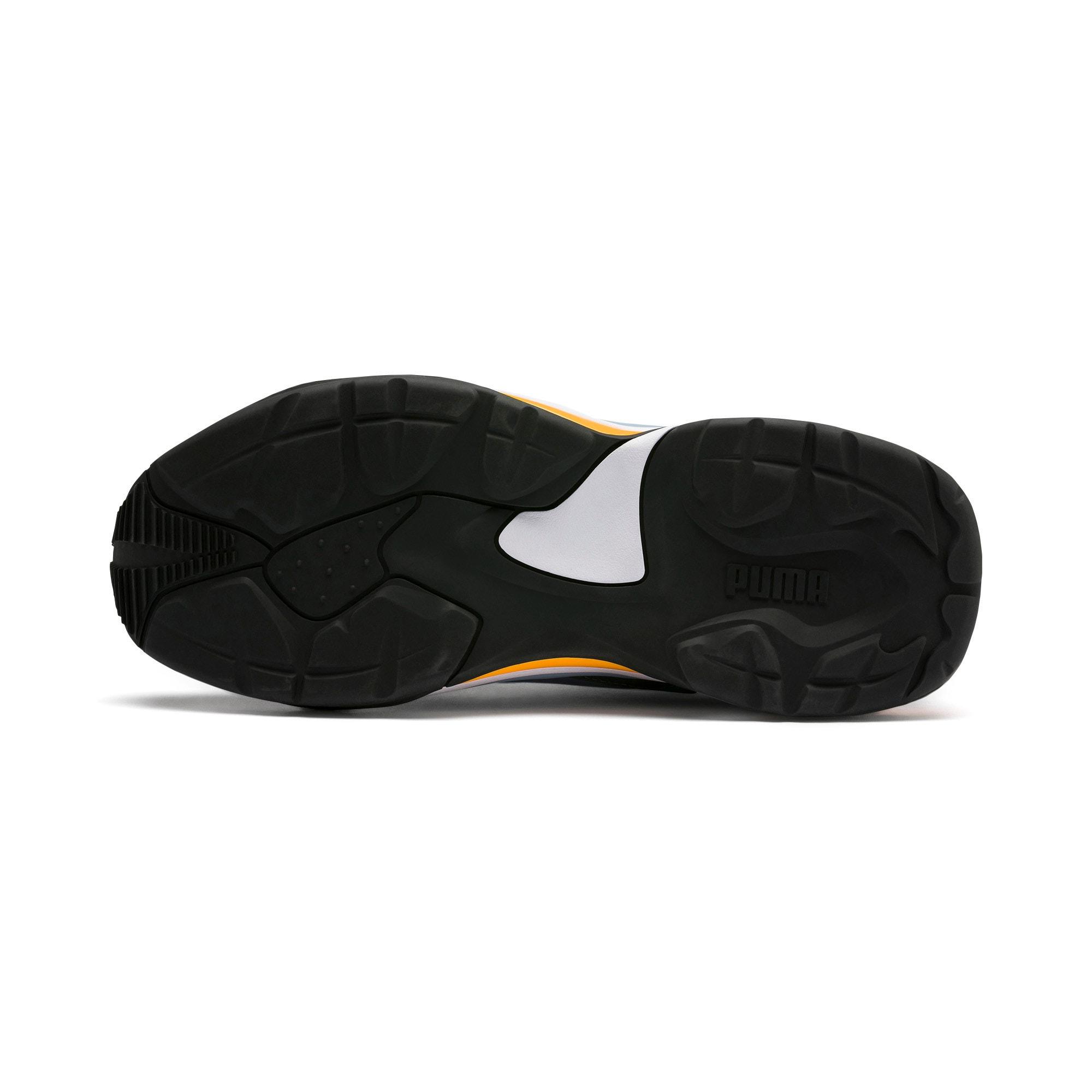 Thumbnail 5 of Thunder Fashion 2.0 Trainers, P Black-Faded Denim-P White, medium