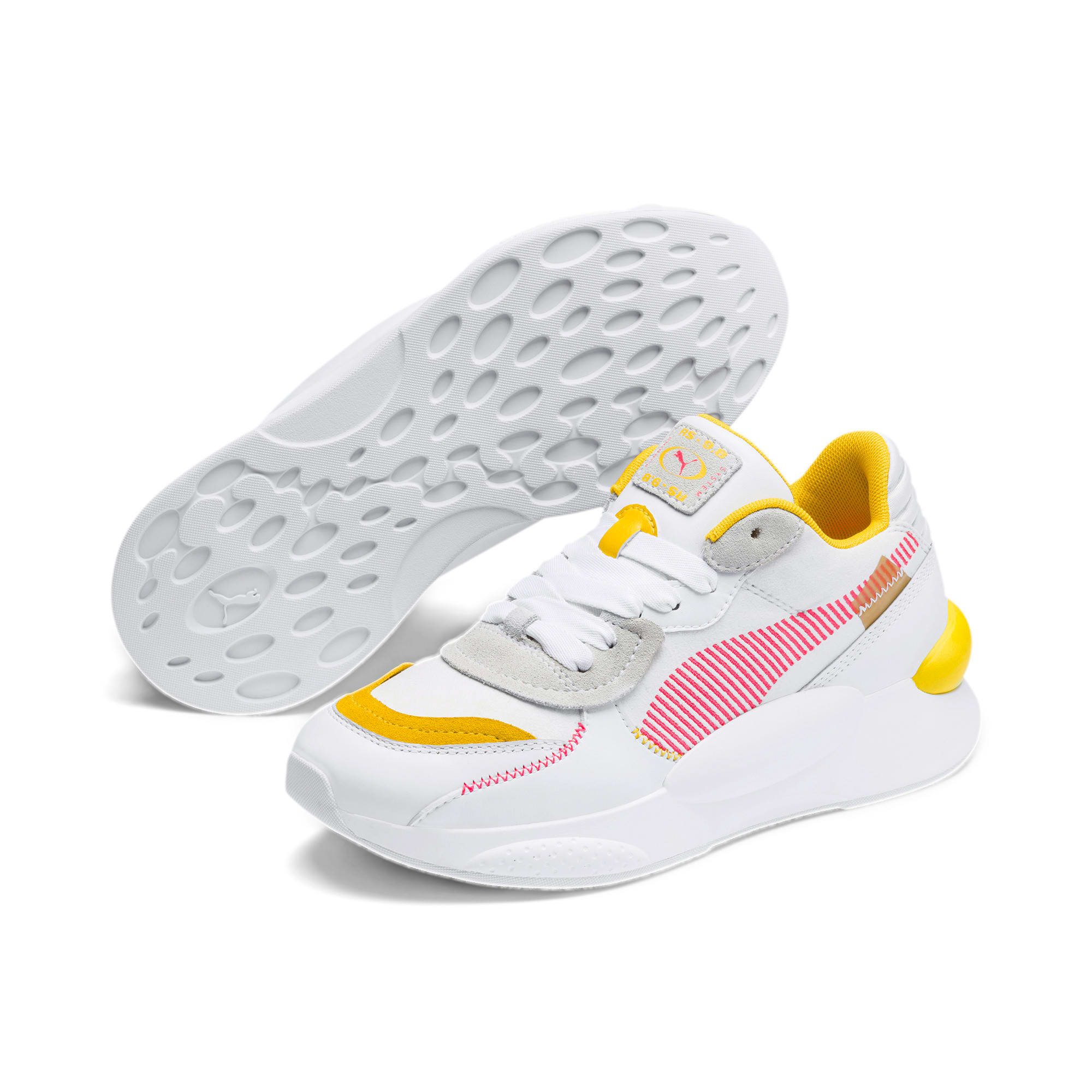 Thumbnail 3 of RS 9.8 Proto Women's Sneakers, Puma White, medium