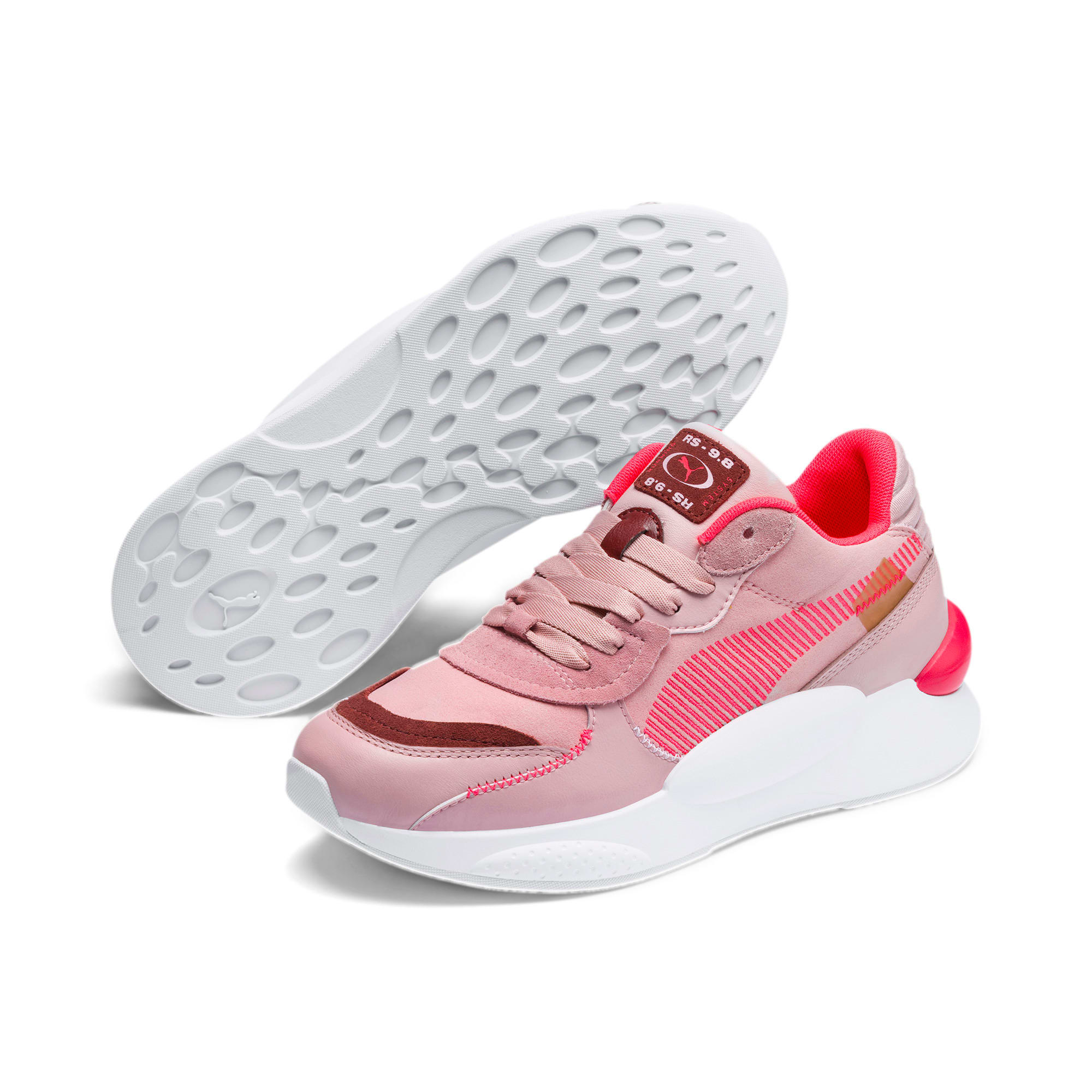 Thumbnail 3 of RS 9.8 Proto Women's Sneakers, Bridal Rose, medium