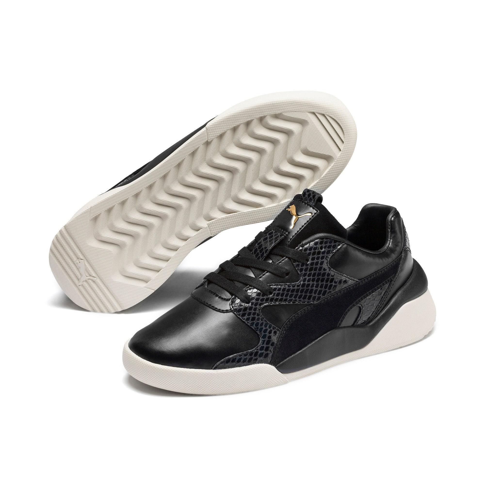 Thumbnail 3 of Aeon Play Women's Sneakers, Puma Black, medium