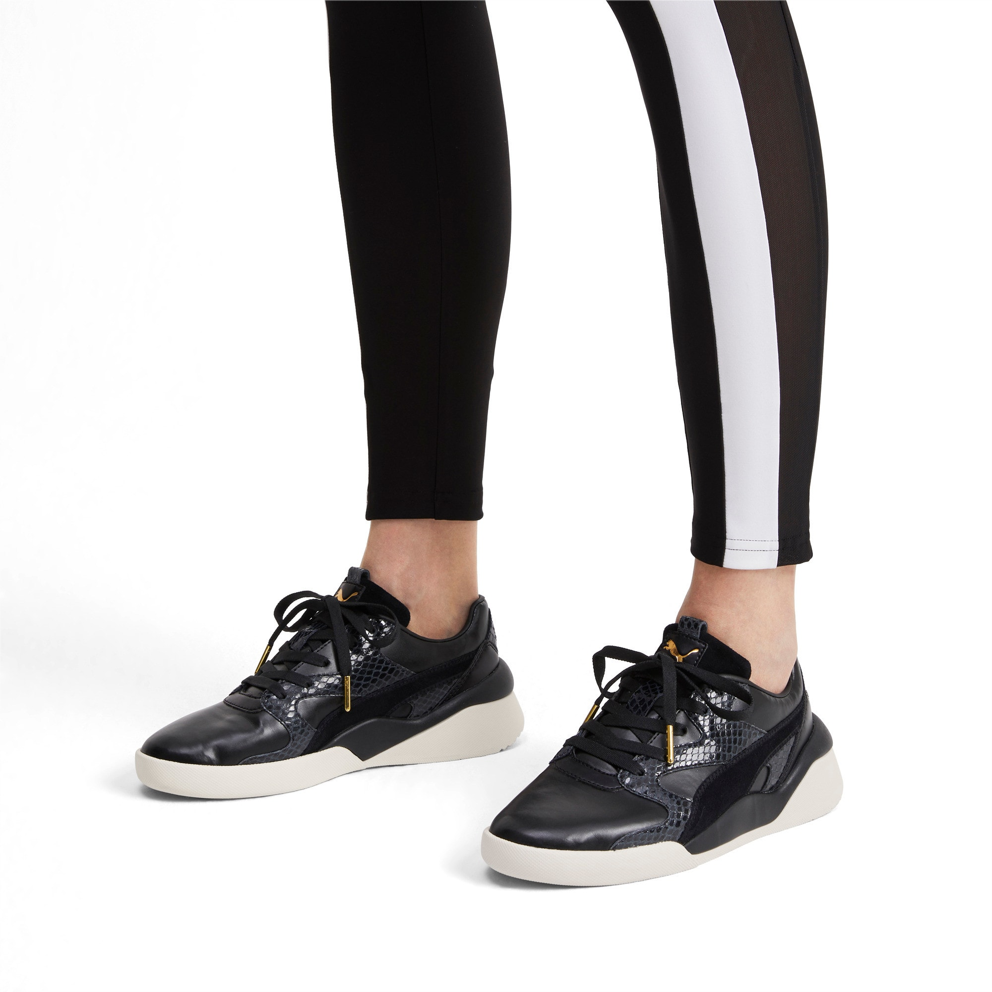 Thumbnail 2 of Aeon Play Women's Sneakers, Puma Black, medium