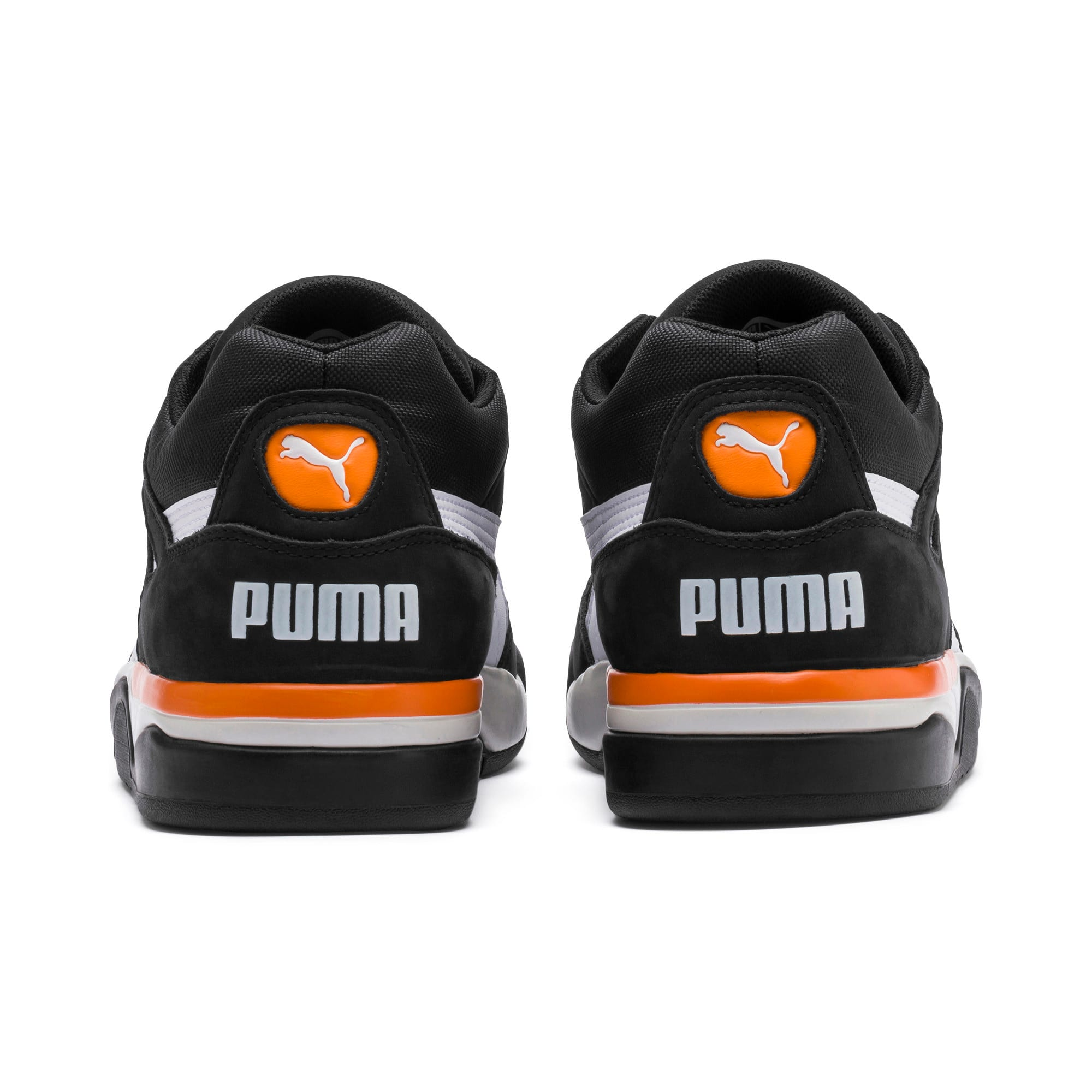 Thumbnail 3 of Palace Guard Bad Boys Trainers, Puma Black-Puma White-, medium