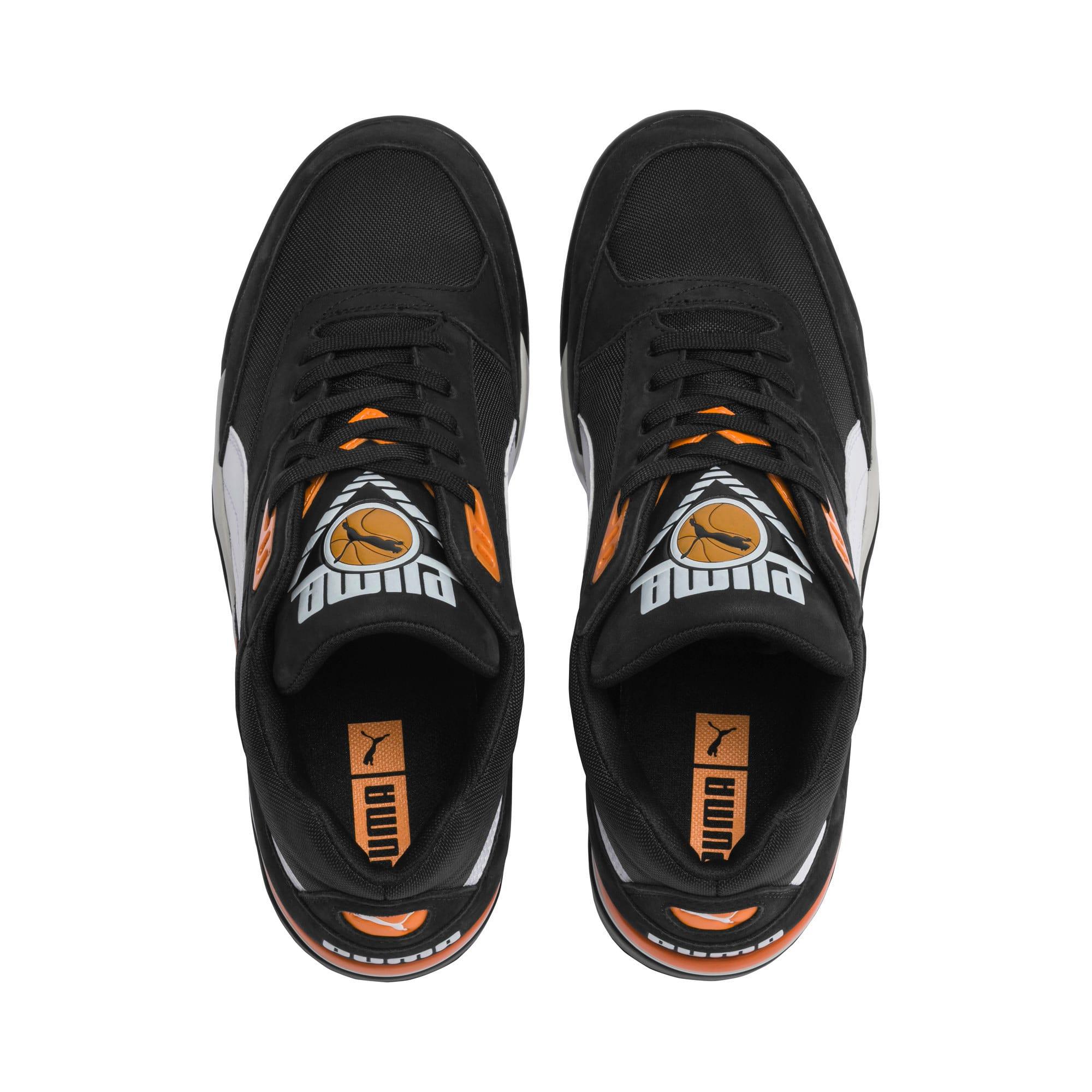Thumbnail 6 of Palace Guard Bad Boys Sneaker, Puma Black-Puma White-, medium