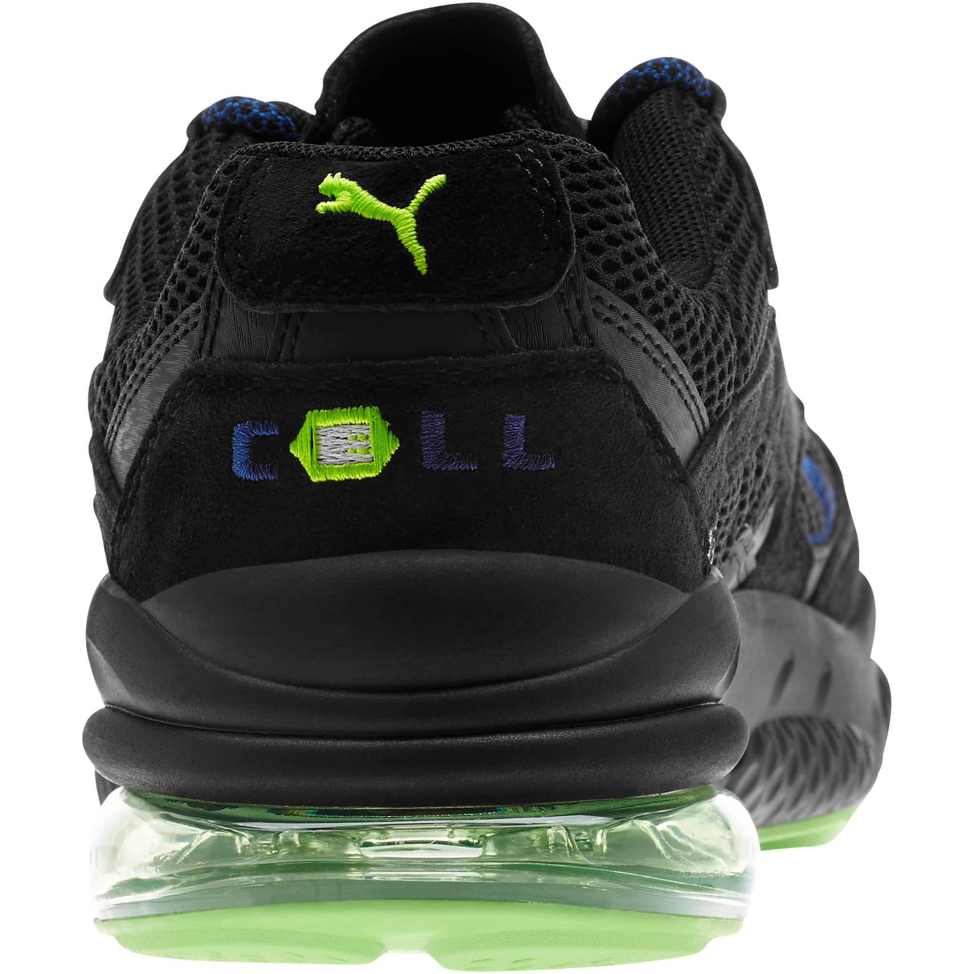 Thumbnail 3 of CELL Venom NV Sneakers, Puma Black-Surf The Web, medium