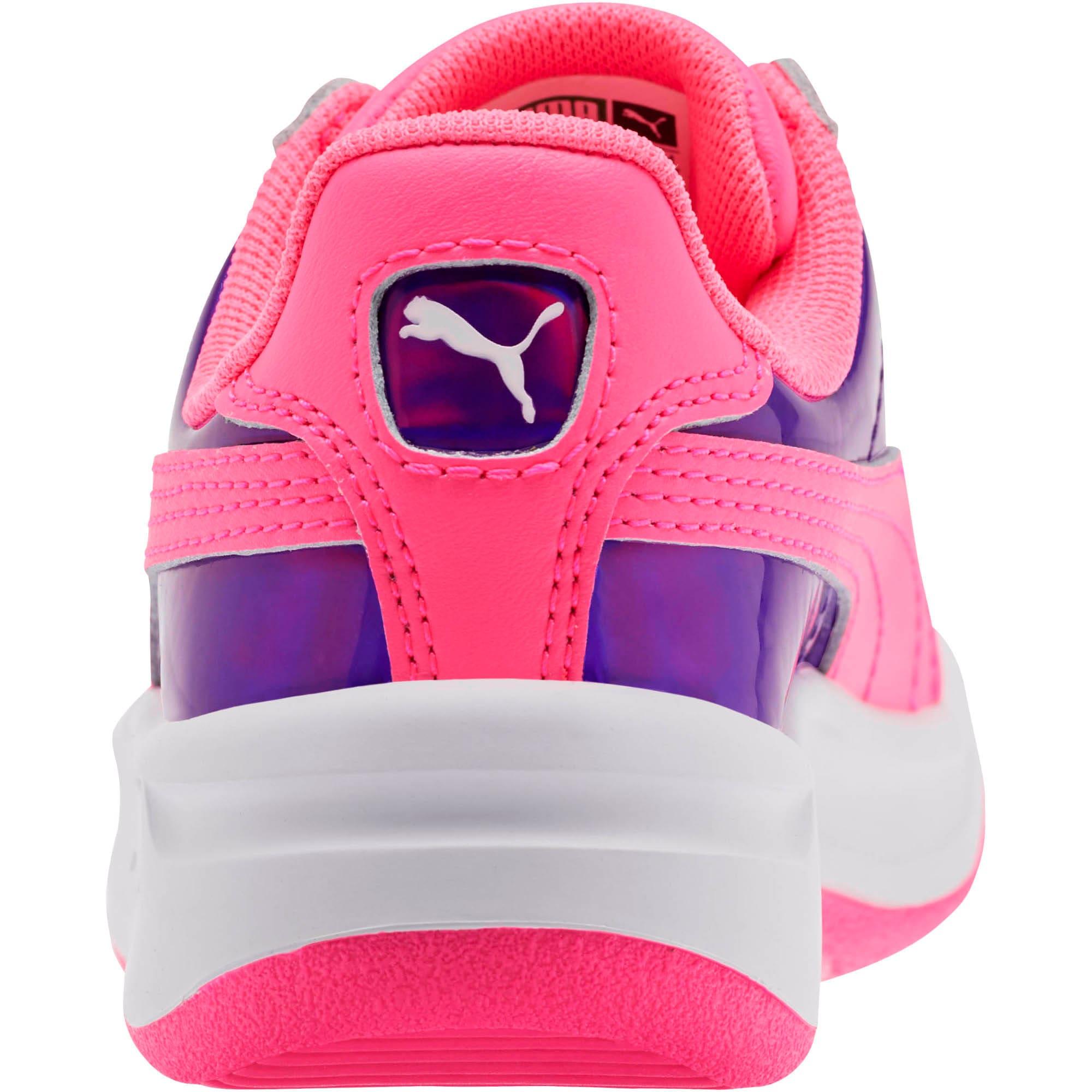 Miniatura 3 de Zapatos GV Special Mirror Metal para niña pequeña, KNOCKOUT PINK-Puma White, mediano
