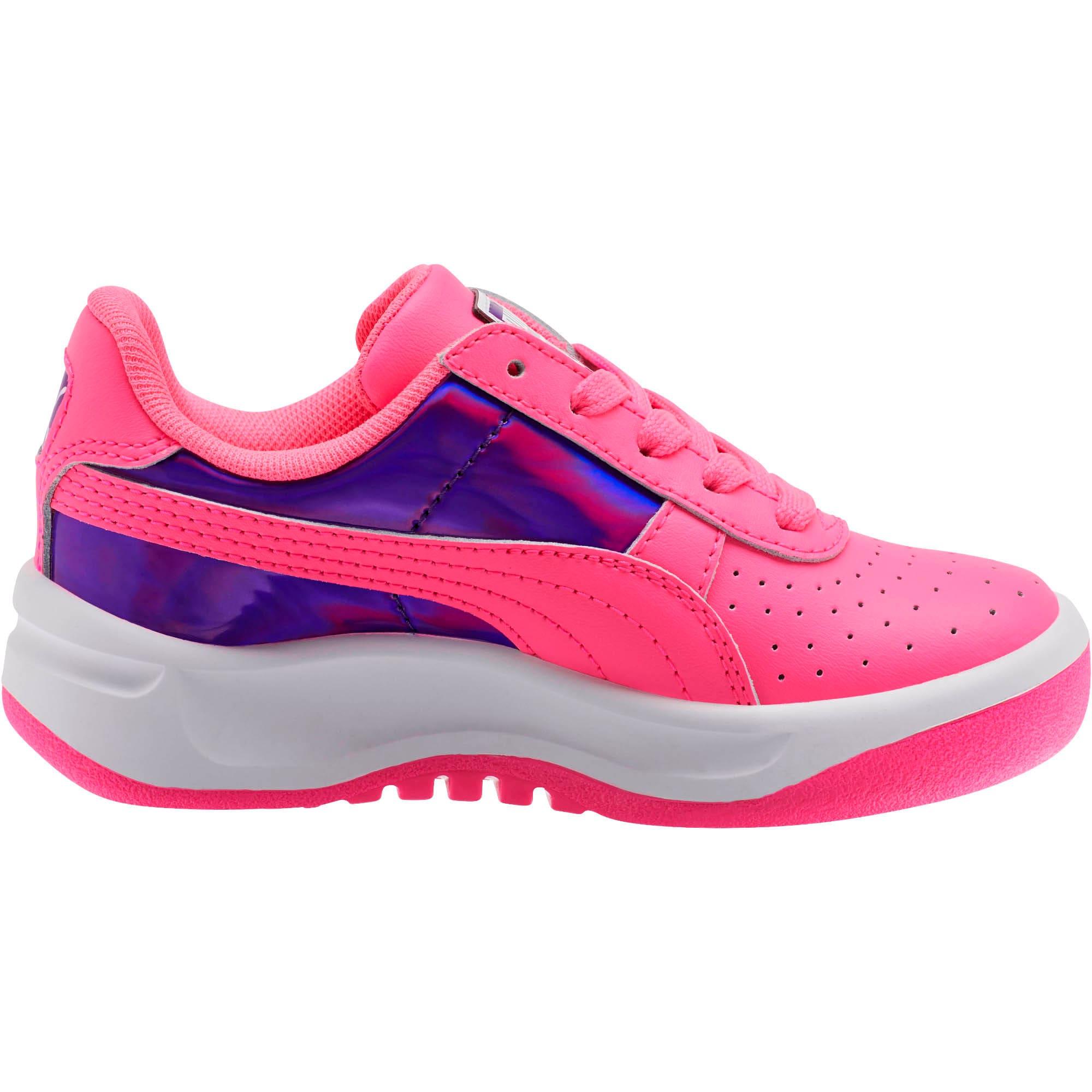 Miniatura 4 de Zapatos GV Special Mirror Metal para niña pequeña, KNOCKOUT PINK-Puma White, mediano