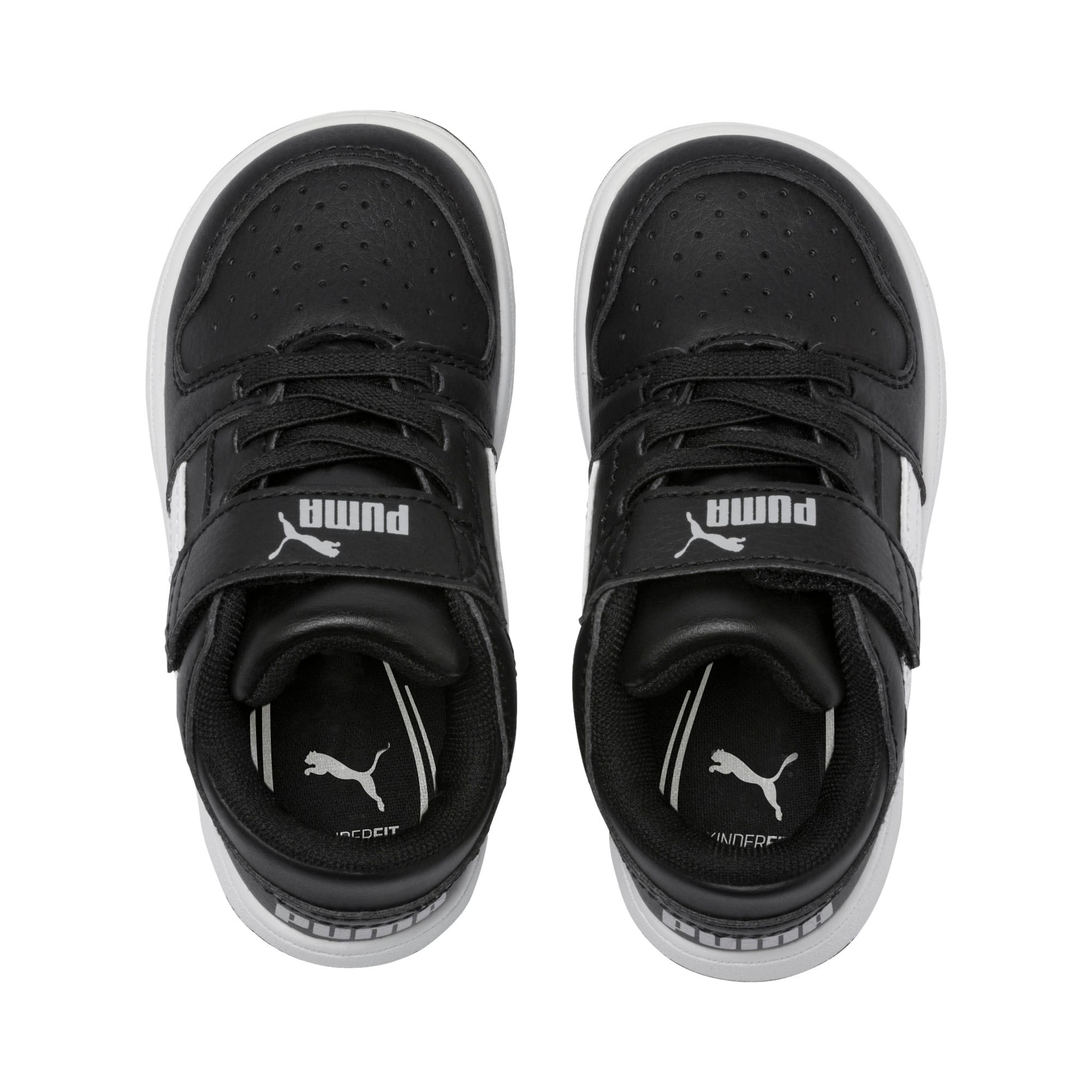 Miniatura 6 de Zapatos deportivos PUMA Rebound LayUp Lo para INF, Puma Black-Blanco-High Rise, mediano