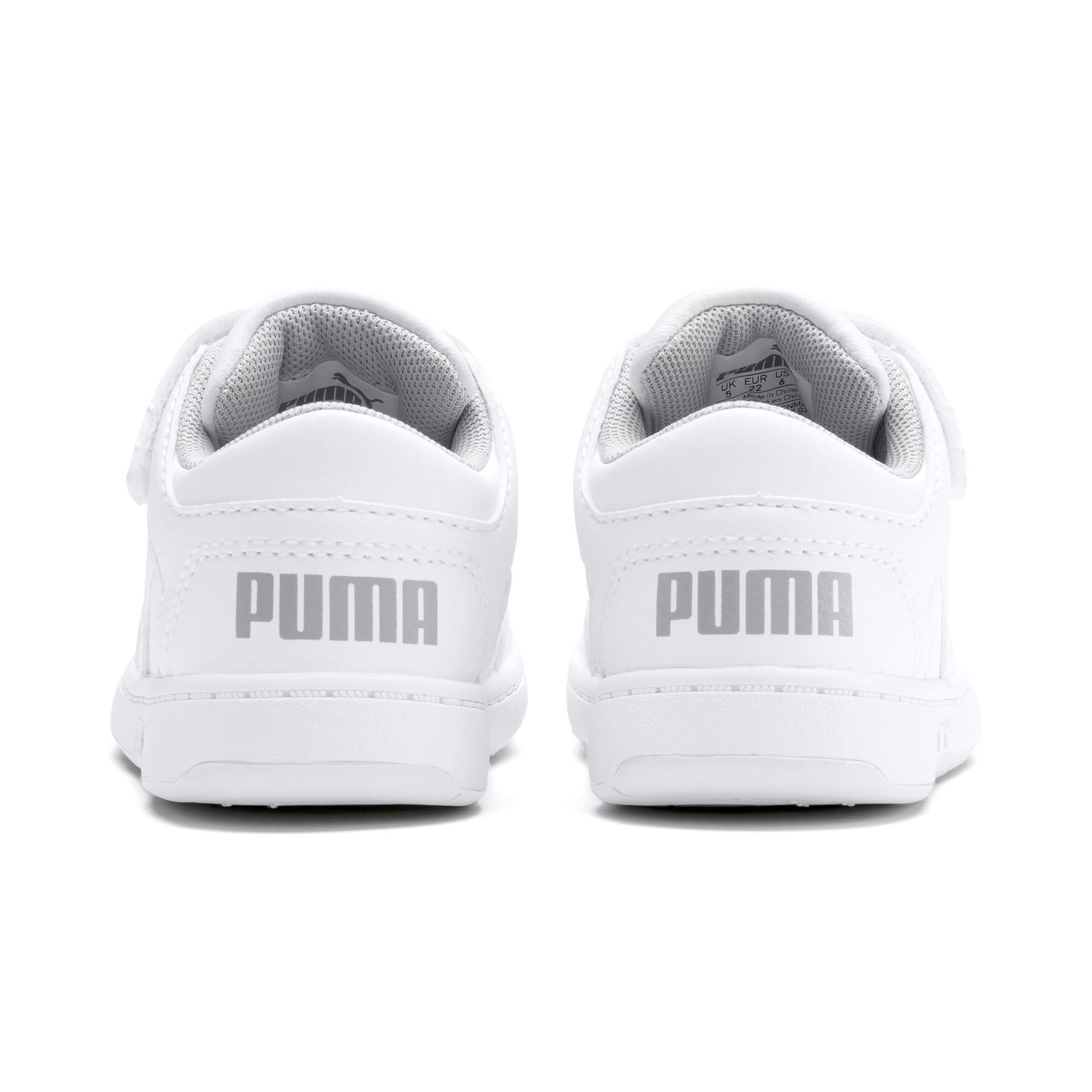 Miniatura 3 de Zapatos deportivos PUMA Rebound LayUp Lo para INF, Puma White-High Rise, mediano