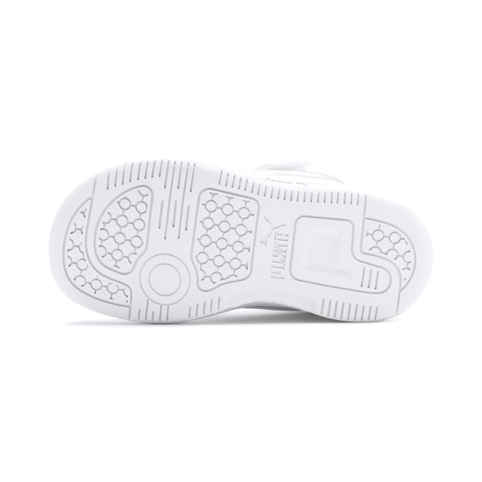 Miniatura 4 de Zapatos deportivos PUMA Rebound LayUp Lo para INF, Puma White-High Rise, mediano