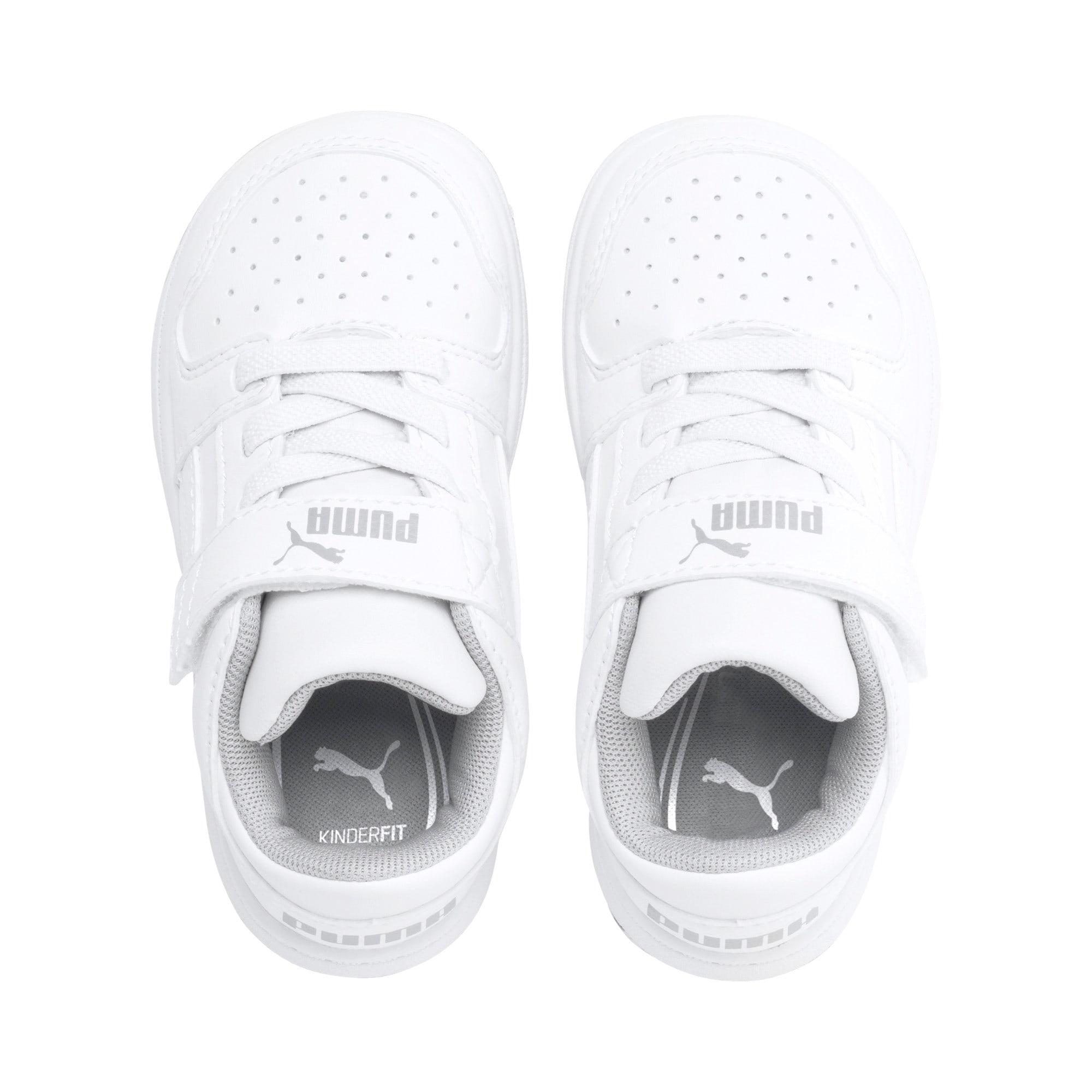Miniatura 6 de Zapatos deportivos PUMA Rebound LayUp Lo para INF, Puma White-High Rise, mediano