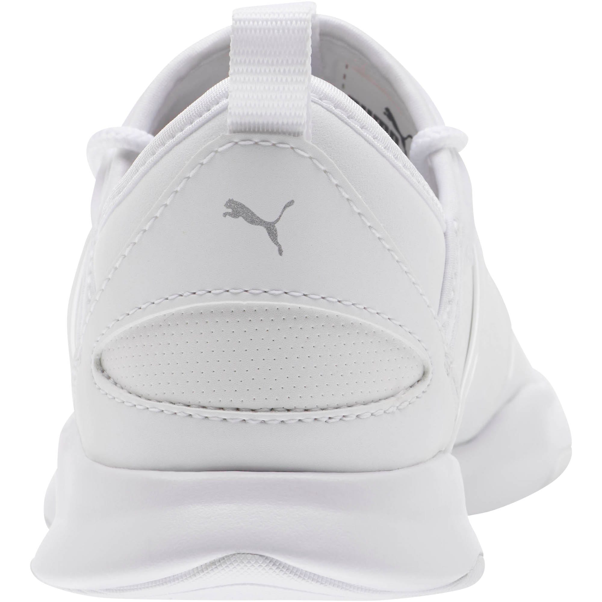 Thumbnail 3 of PUMA Dare Lace Women's Sneakers, P. White-P. White-P. White, medium