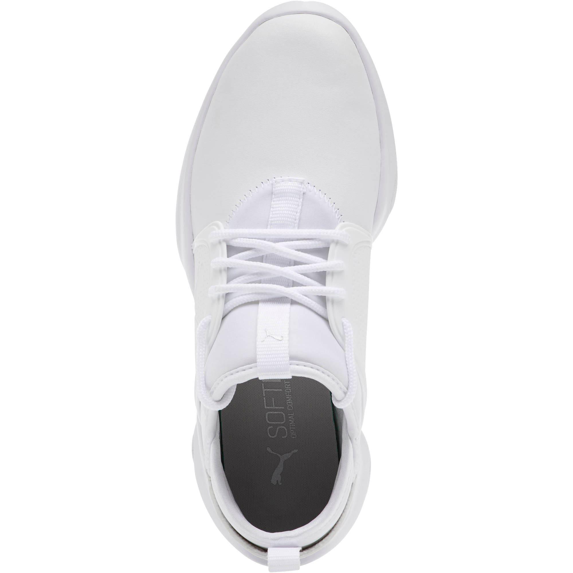 Thumbnail 5 of PUMA Dare Lace Women's Sneakers, P. White-P. White-P. White, medium