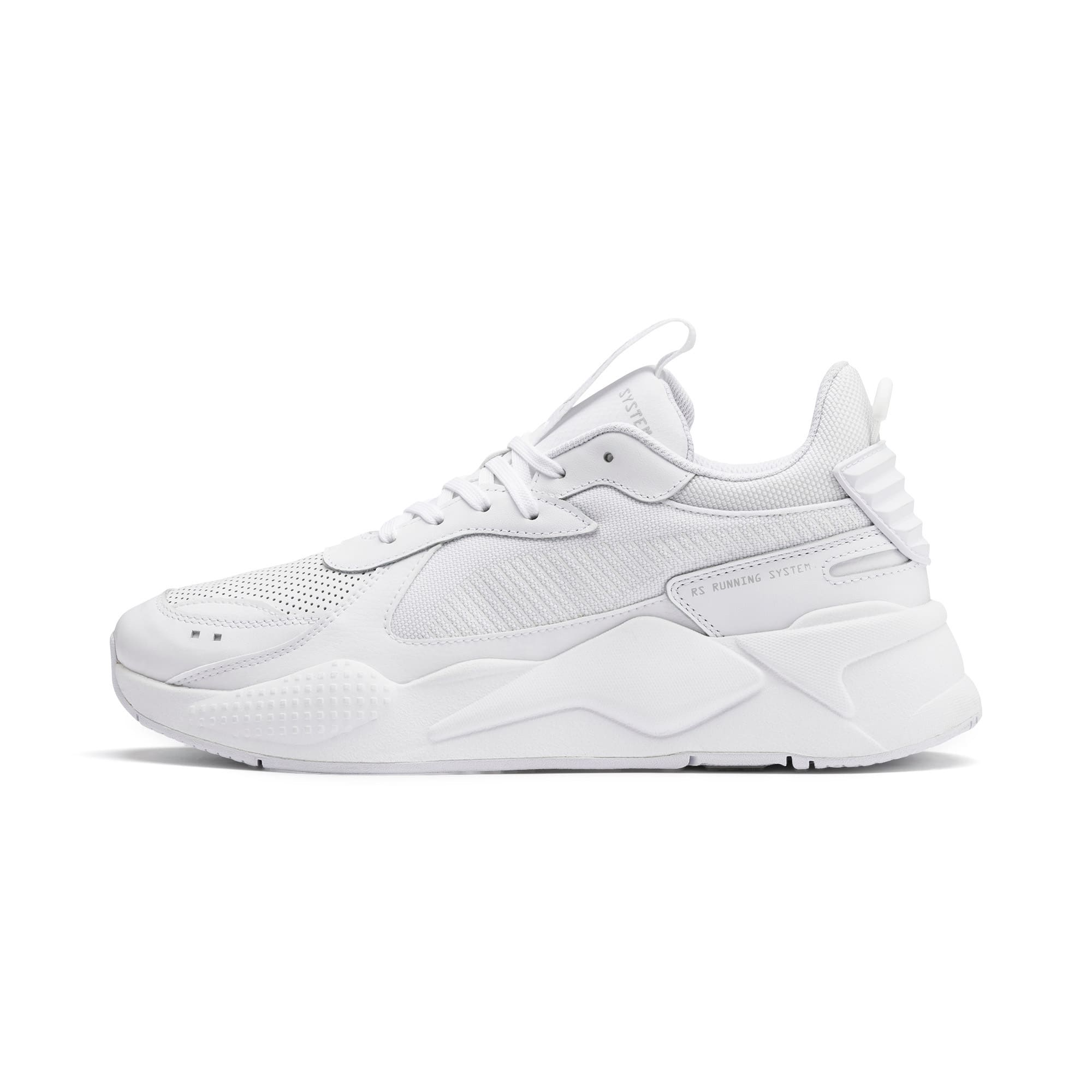 Thumbnail 1 of RS-X Winterised Trainers, Puma White, medium