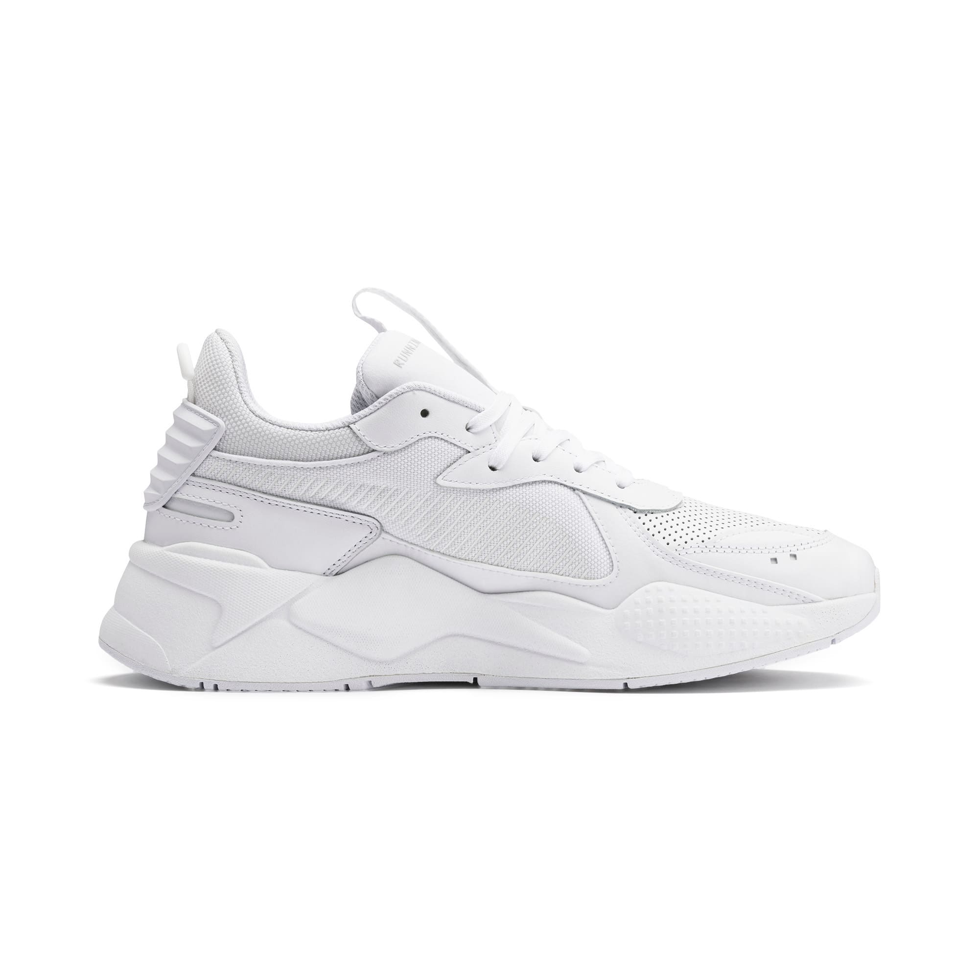 RS-X Winterised Trainers, Puma White, large