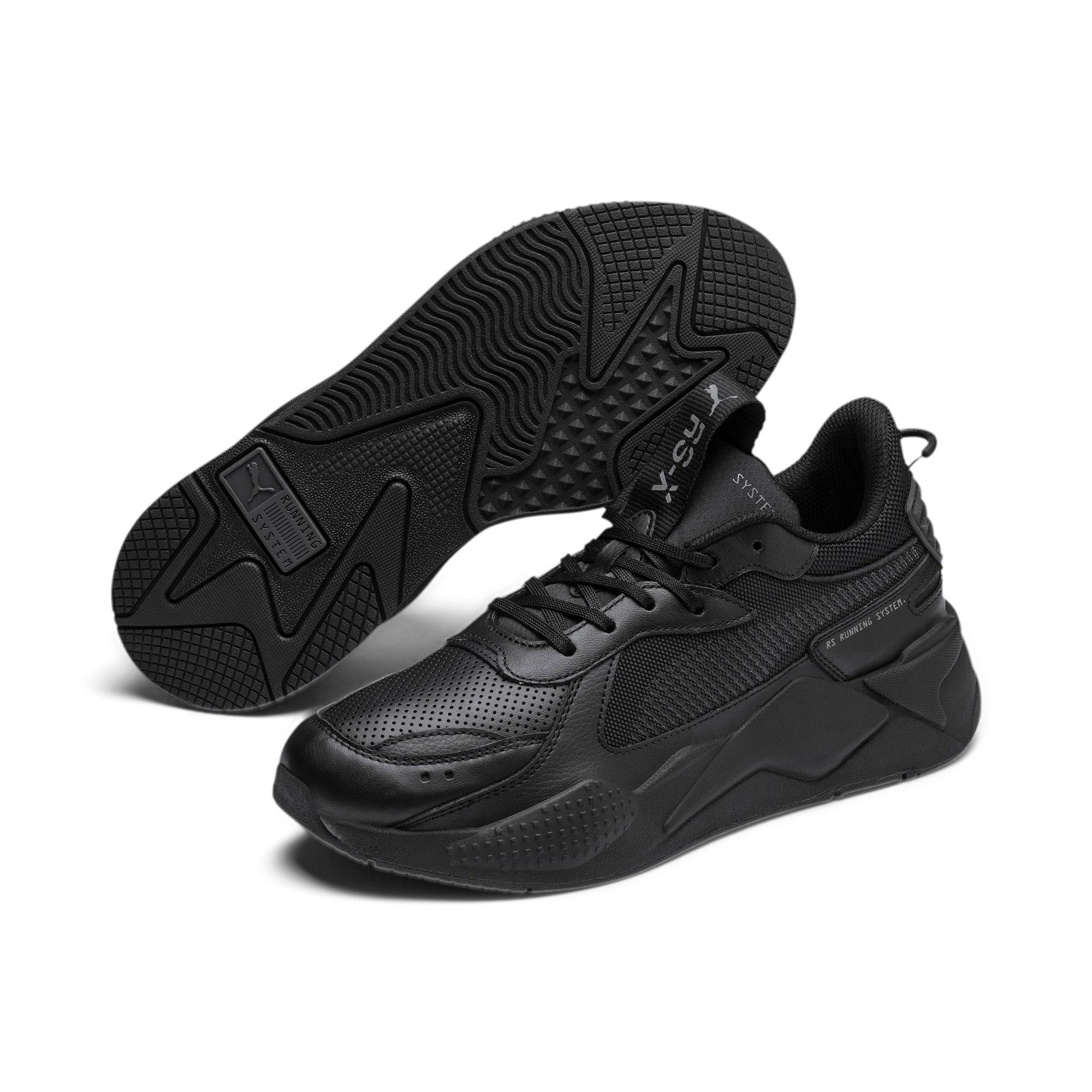 Thumbnail 3 of RS-X Winterised Trainers, Puma Black, medium