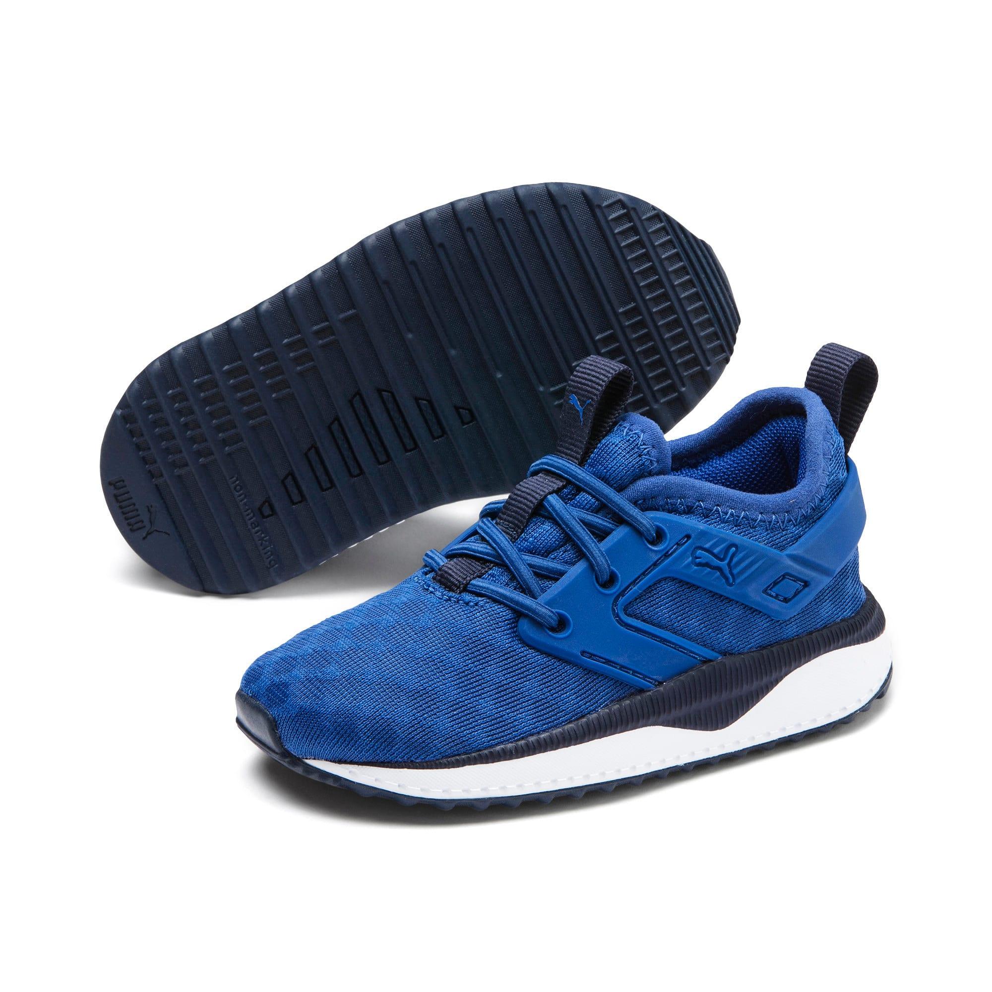 Miniatura 2 de Zapatos Pacer NextExcel para bebé, Galaxy Blue-Peacoat, mediano