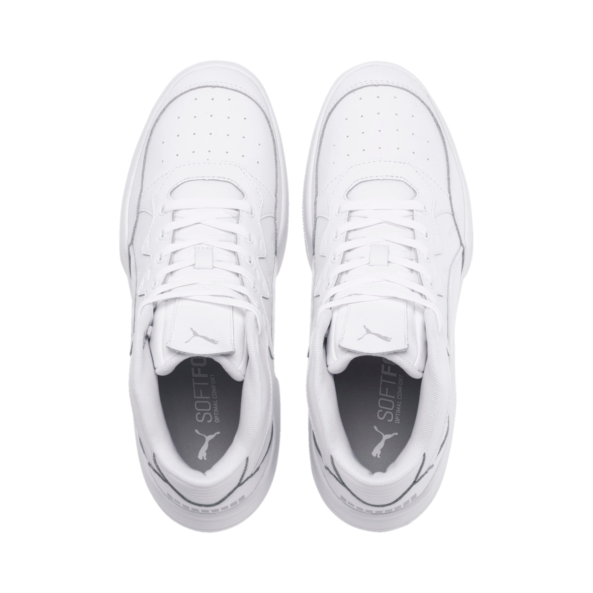 Thumbnail 7 of RB Play-Off Trainers, Puma White-High Rise, medium